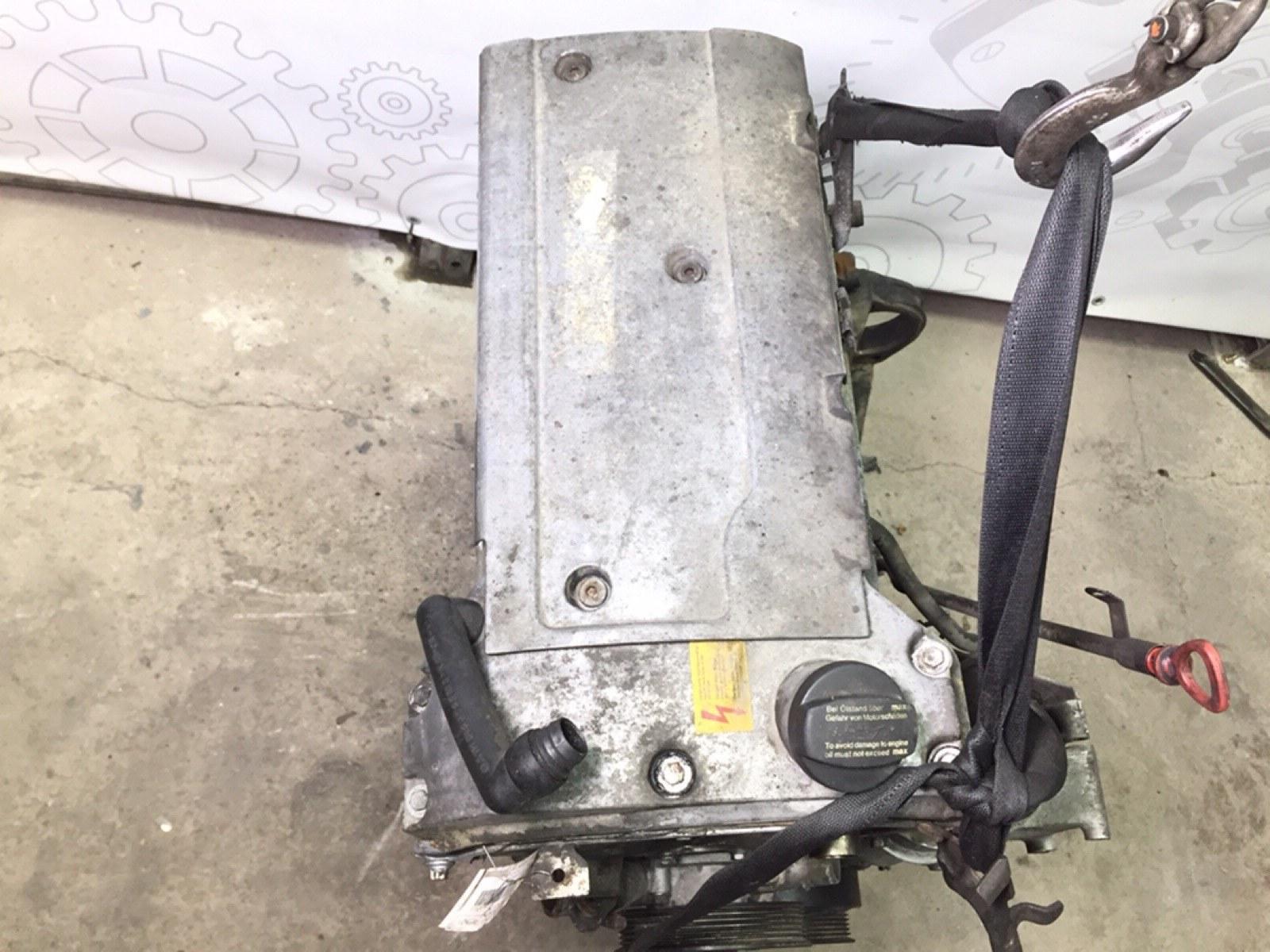 Двигатель бензиновый Mercedes Vito W639 2.0 I 2003 (б/у)