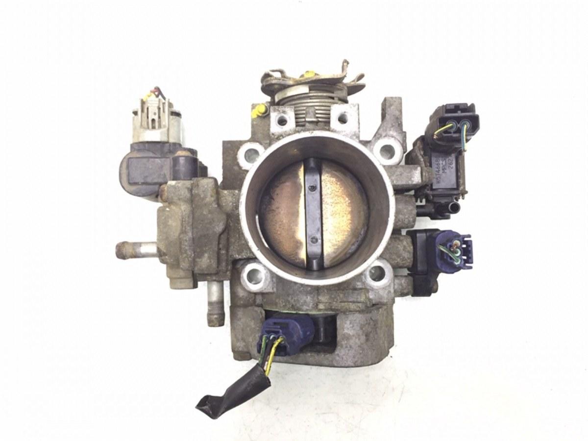 Заслонка дроссельная Honda Cr-V 2.0 I 2002 (б/у)
