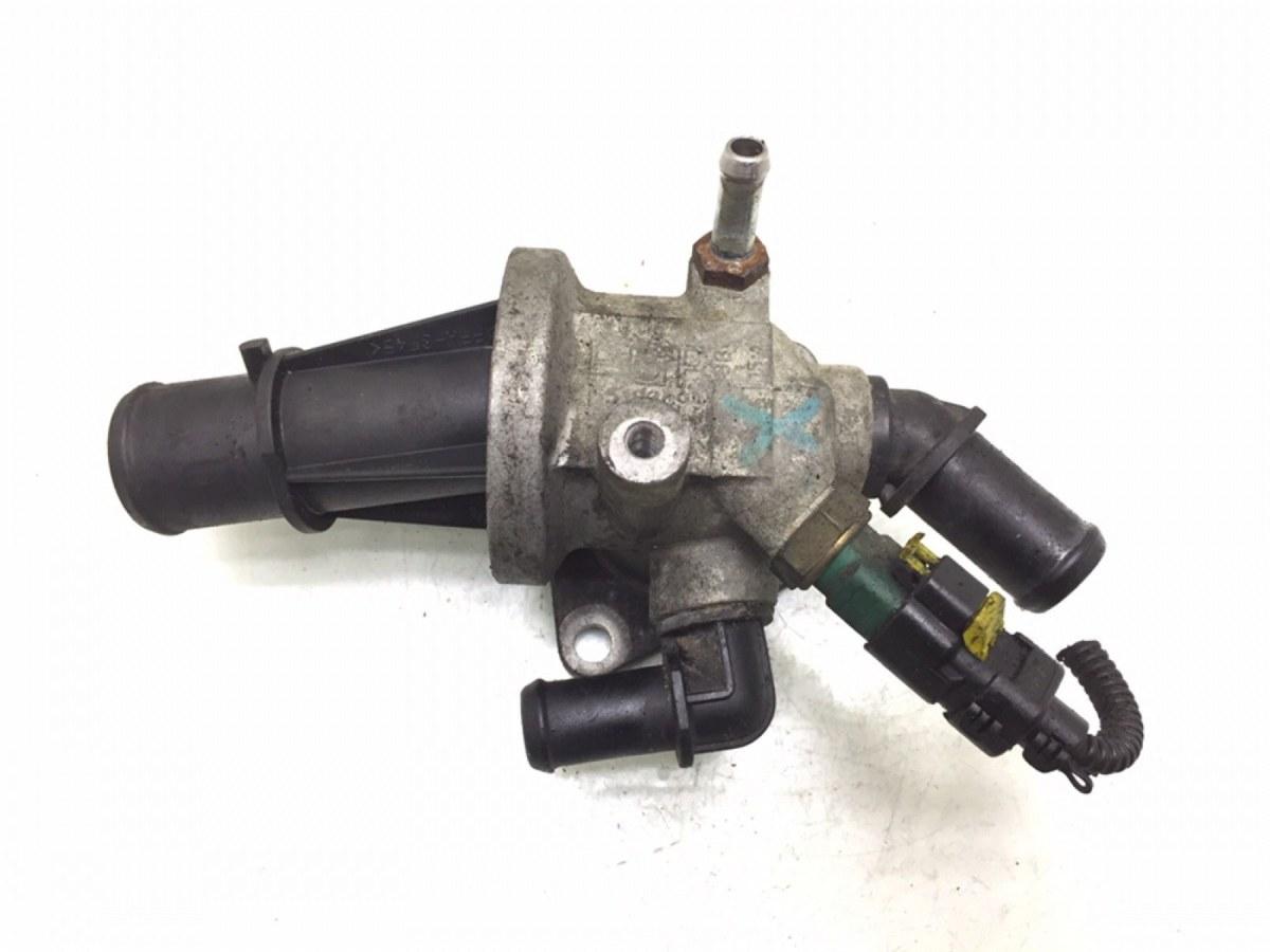 Корпус термостата Opel Combo C 1.3 CDTI 2004 (б/у)