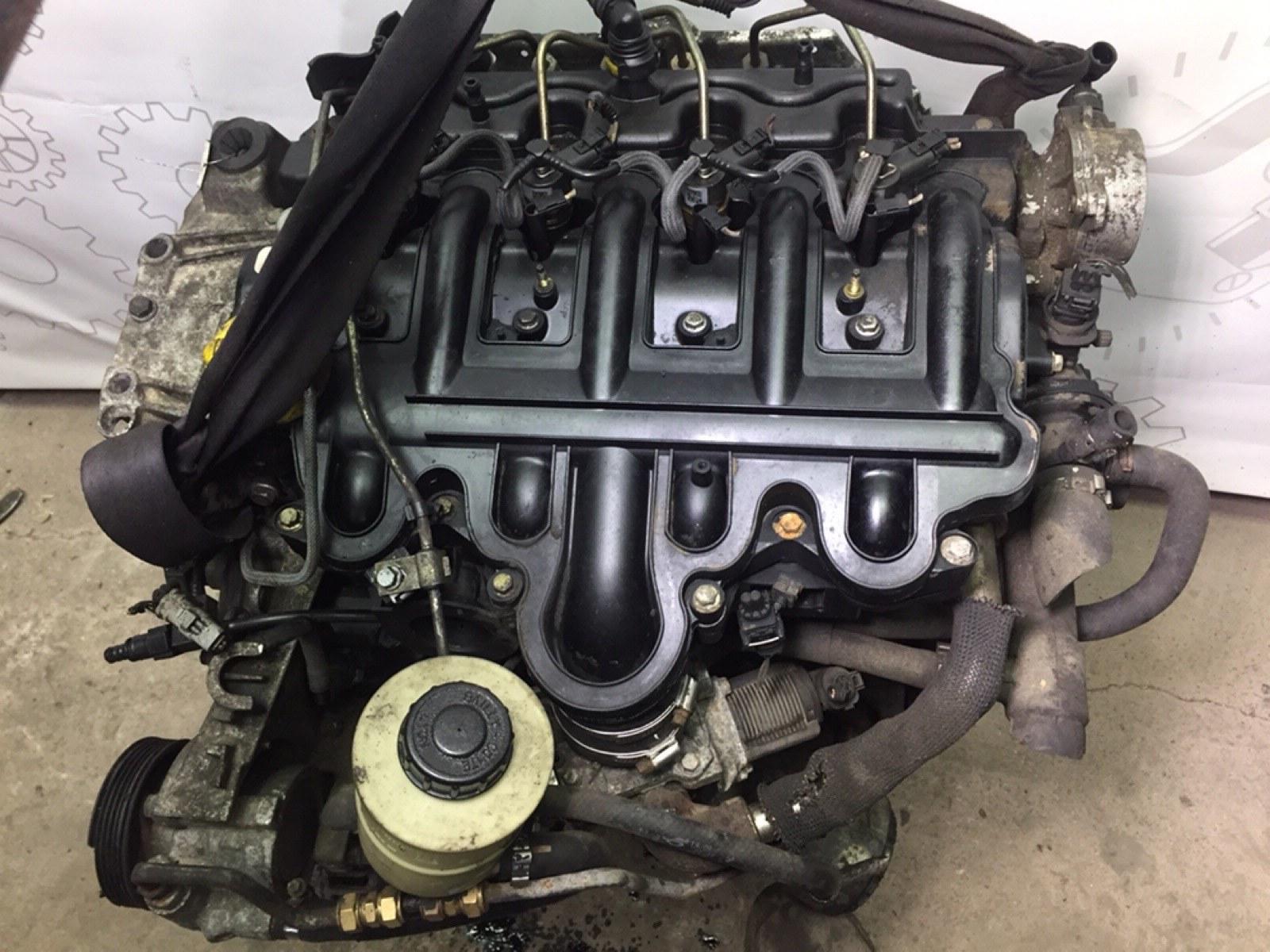 Двигатель дизельный Renault Espace 2.2 DCI 2002 (б/у)