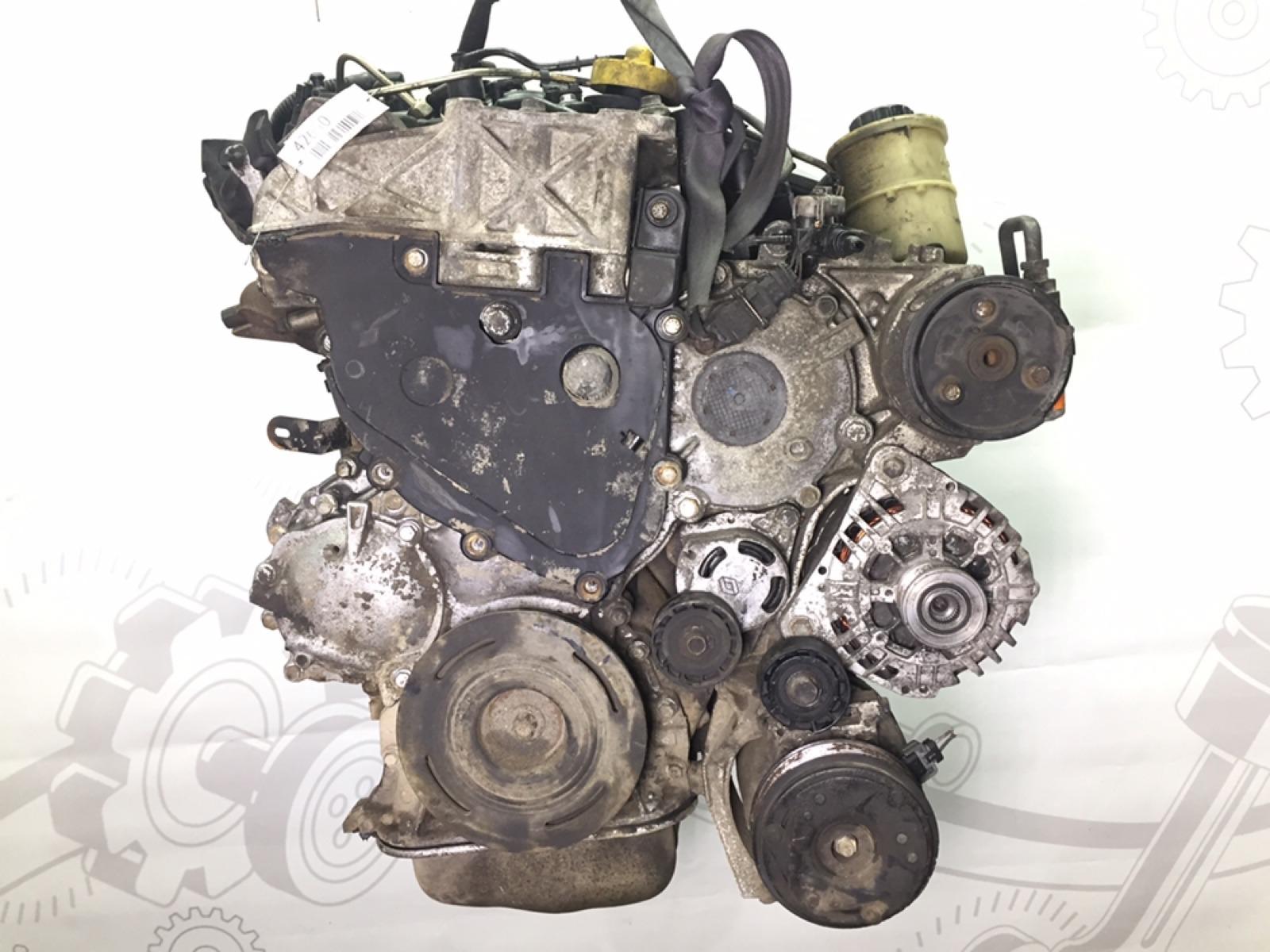 Двигатель Renault Espace 2.2 DCI 2002 (б/у)