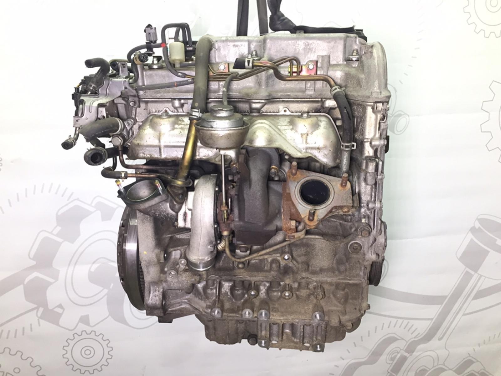 Двигатель Honda Civic 2.2 CTDI 2006 (б/у)