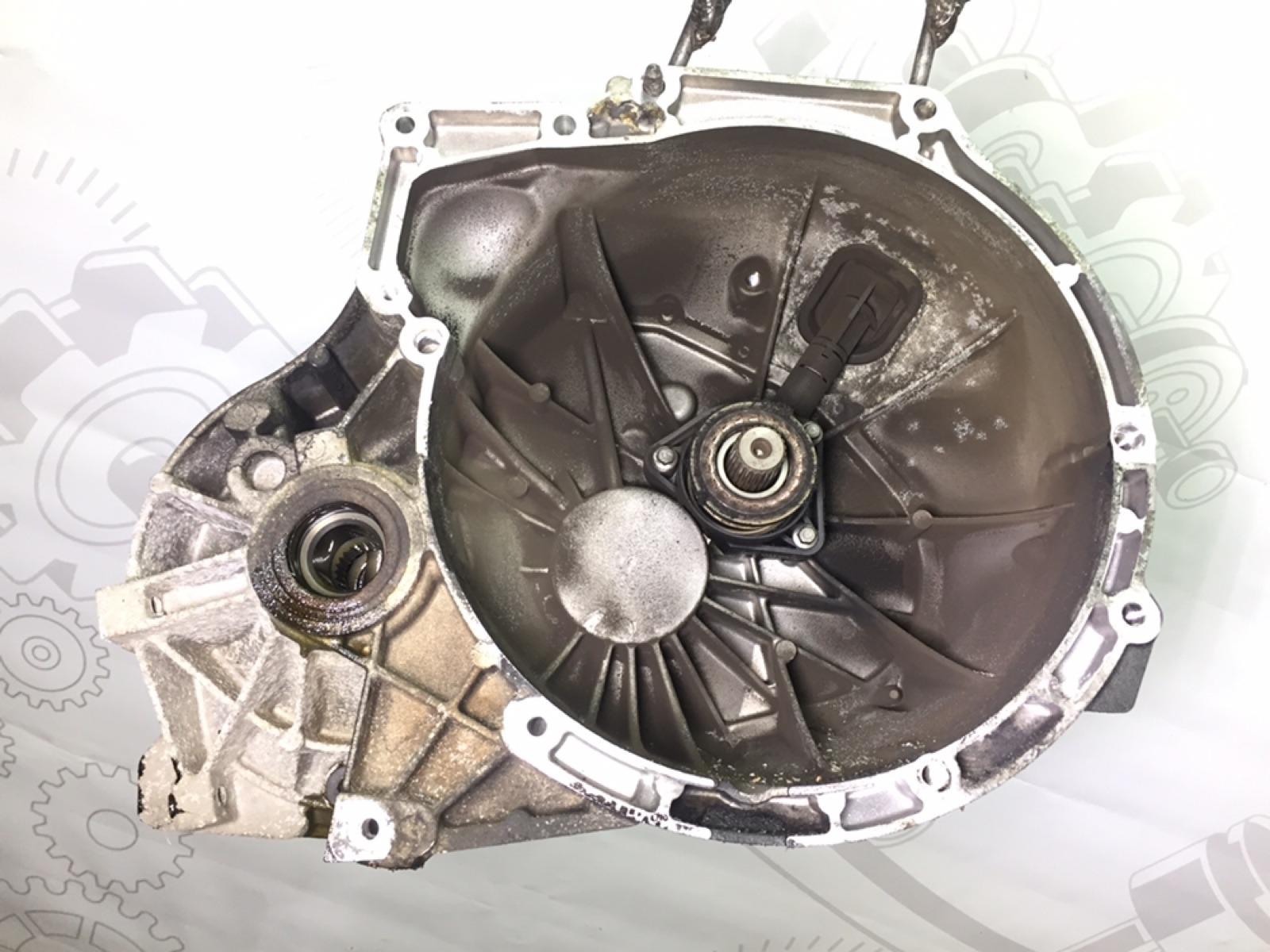 Кпп механическая (мкпп) Mazda 3 BK 1.6 TD 2006 (б/у)