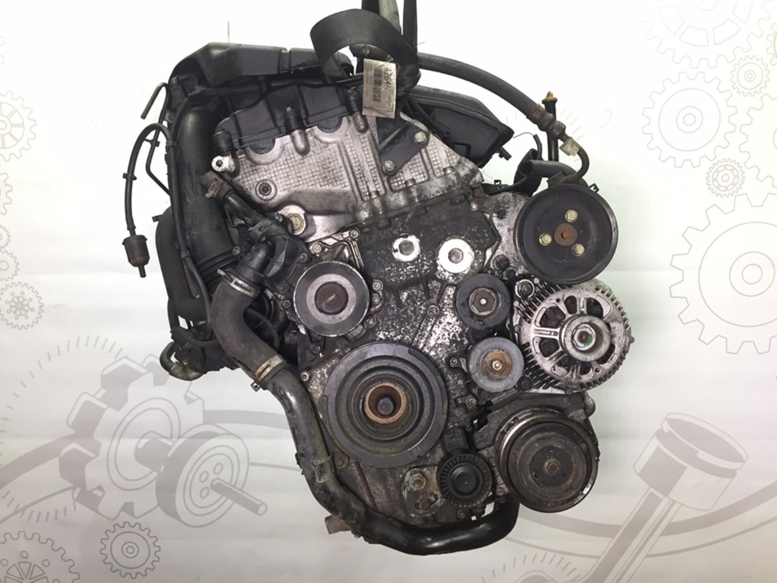 Двигатель Land Rover Freelander 2.0 TD 2004 (б/у)