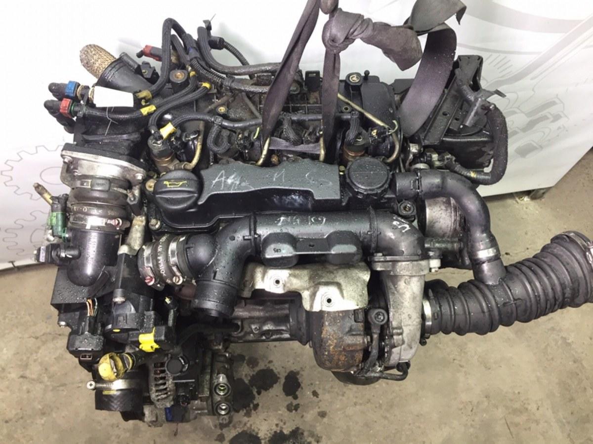 Двигатель Mazda 3 BK 1.6 TD 2006 (б/у)