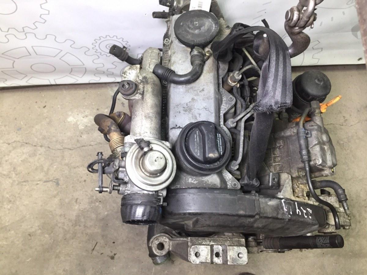 Двигатель Volkswagen Golf 4 1.9 TDI 2000 (б/у)