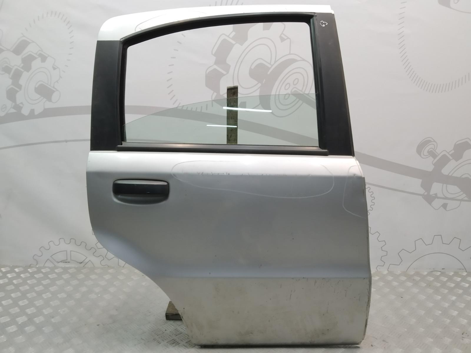 Дверь задняя правая Fiat Panda 1.1 I 2006 (б/у)