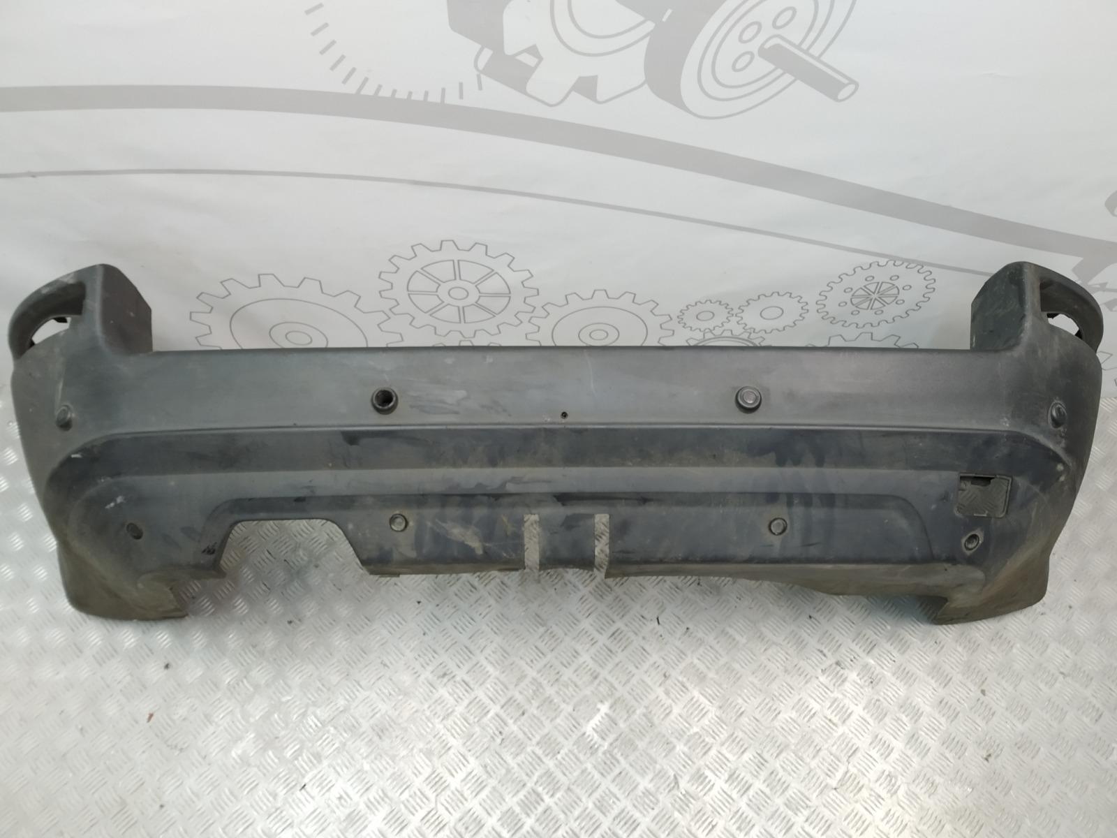 Бампер задний Volvo Xc90 2.4 D5 2004 (б/у)