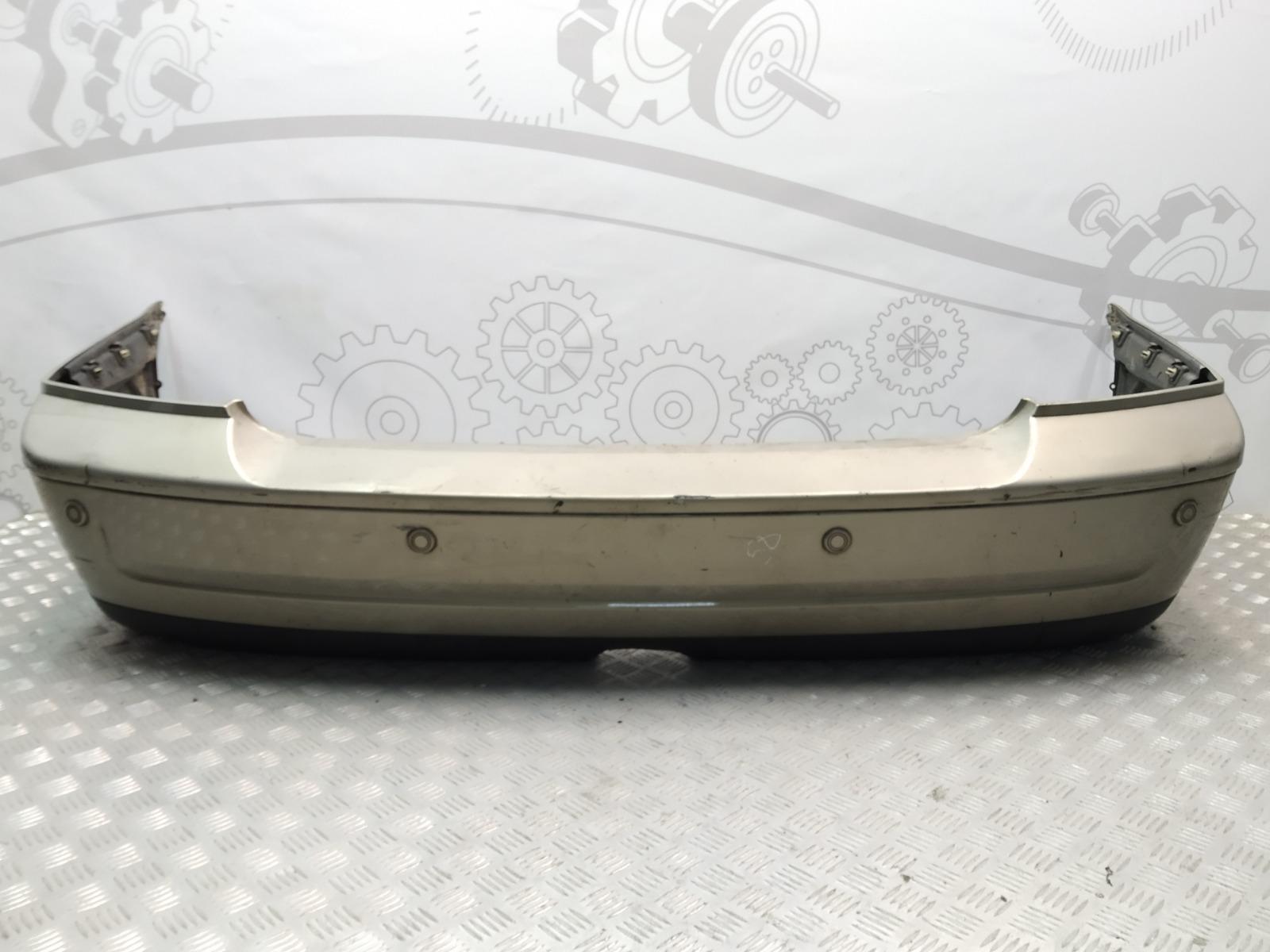 Бампер задний Volvo S80 2.4 D5 2004 (б/у)