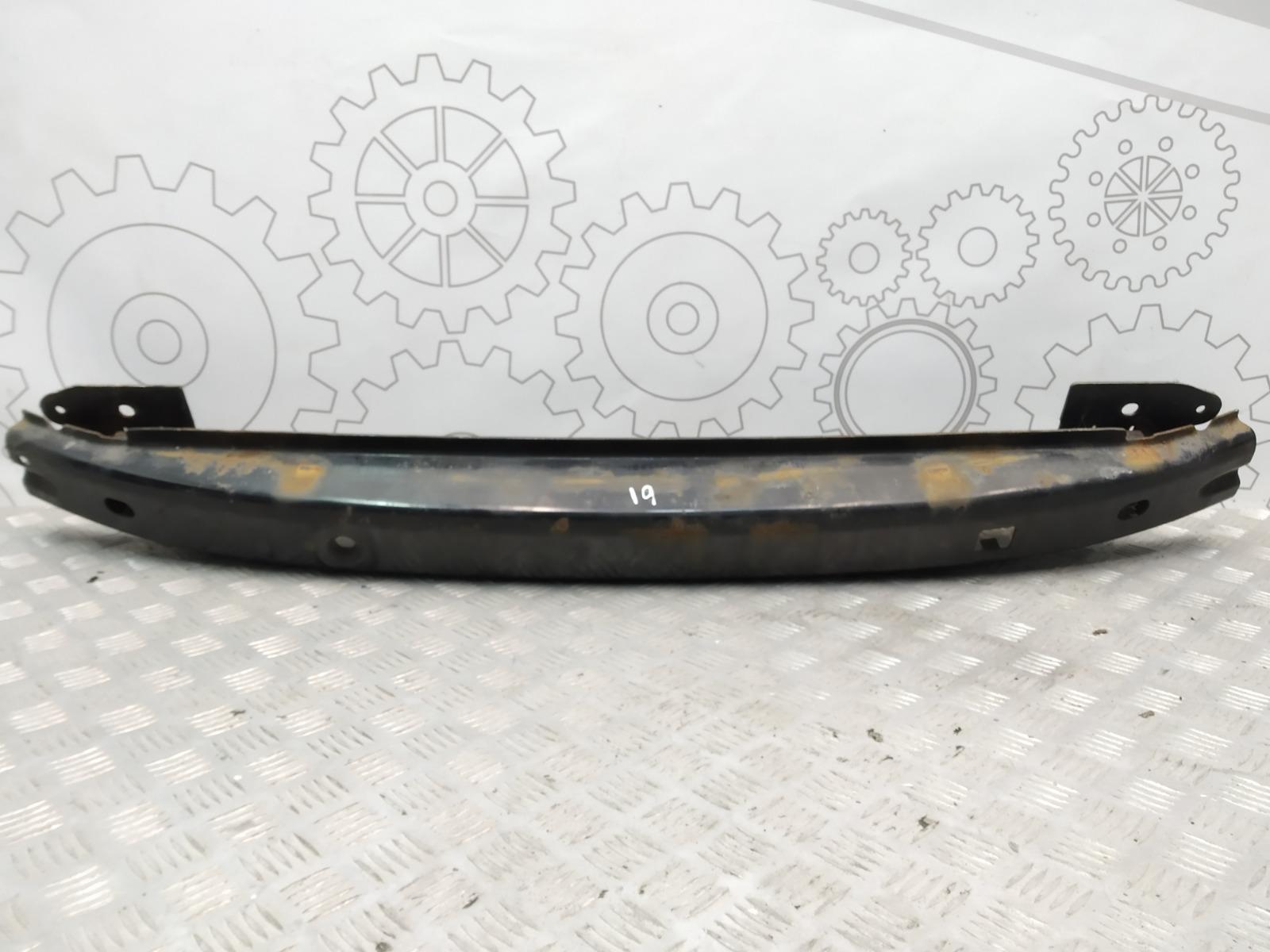 Усилитель бампера переднего Volkswagen Sharan 1.9 TDI 2007 (б/у)