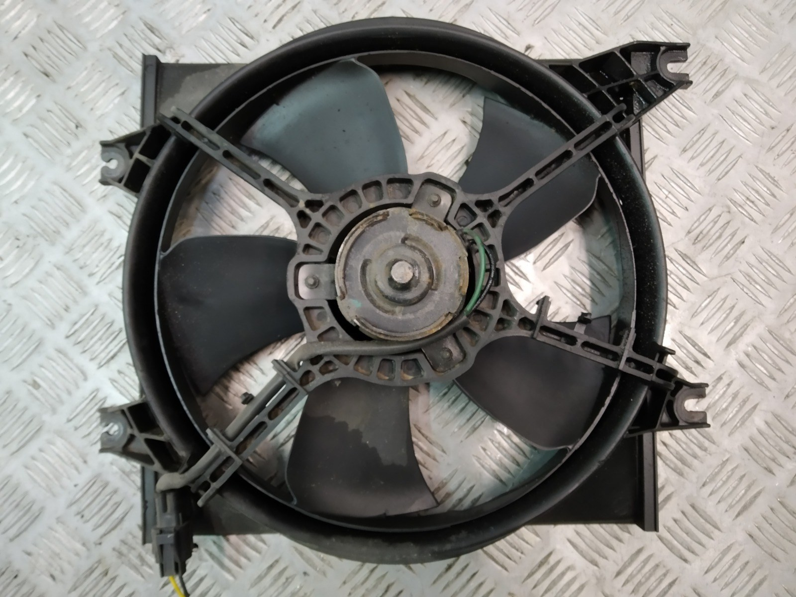 Вентилятор радиатора Hyundai Accent LC 1.5 I 2000 (б/у)