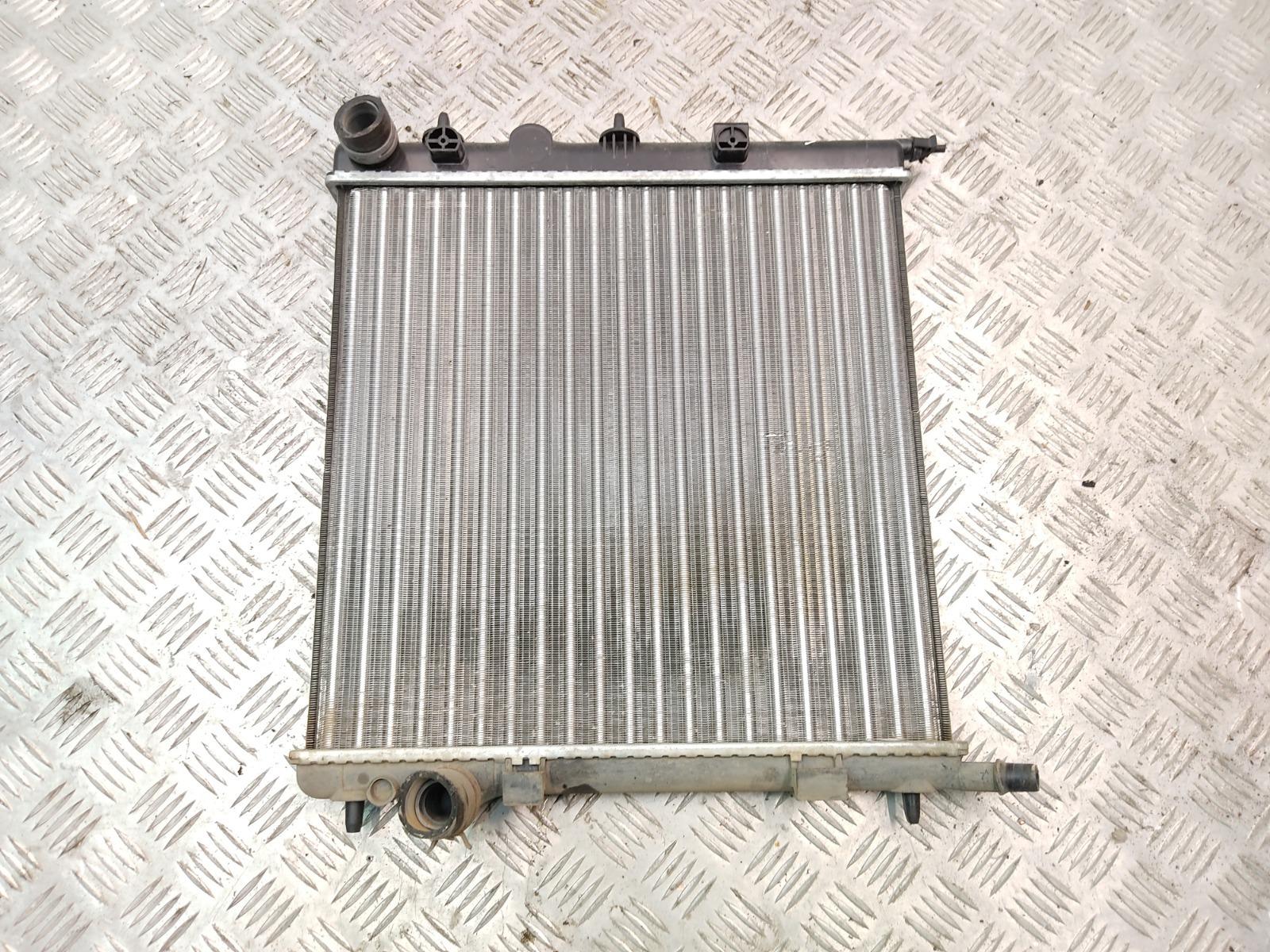 Радиатор (основной) Peugeot 207 1.4 I 2008 (б/у)