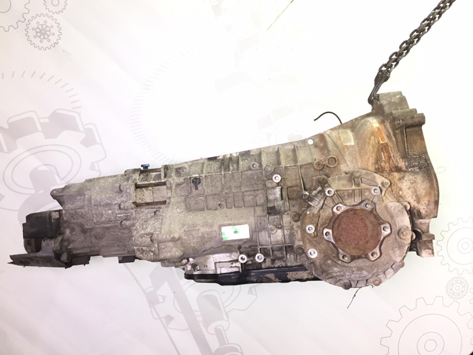 Кпп автоматическая (акпп) Audi A4 B6 3.0 I 2003 (б/у)