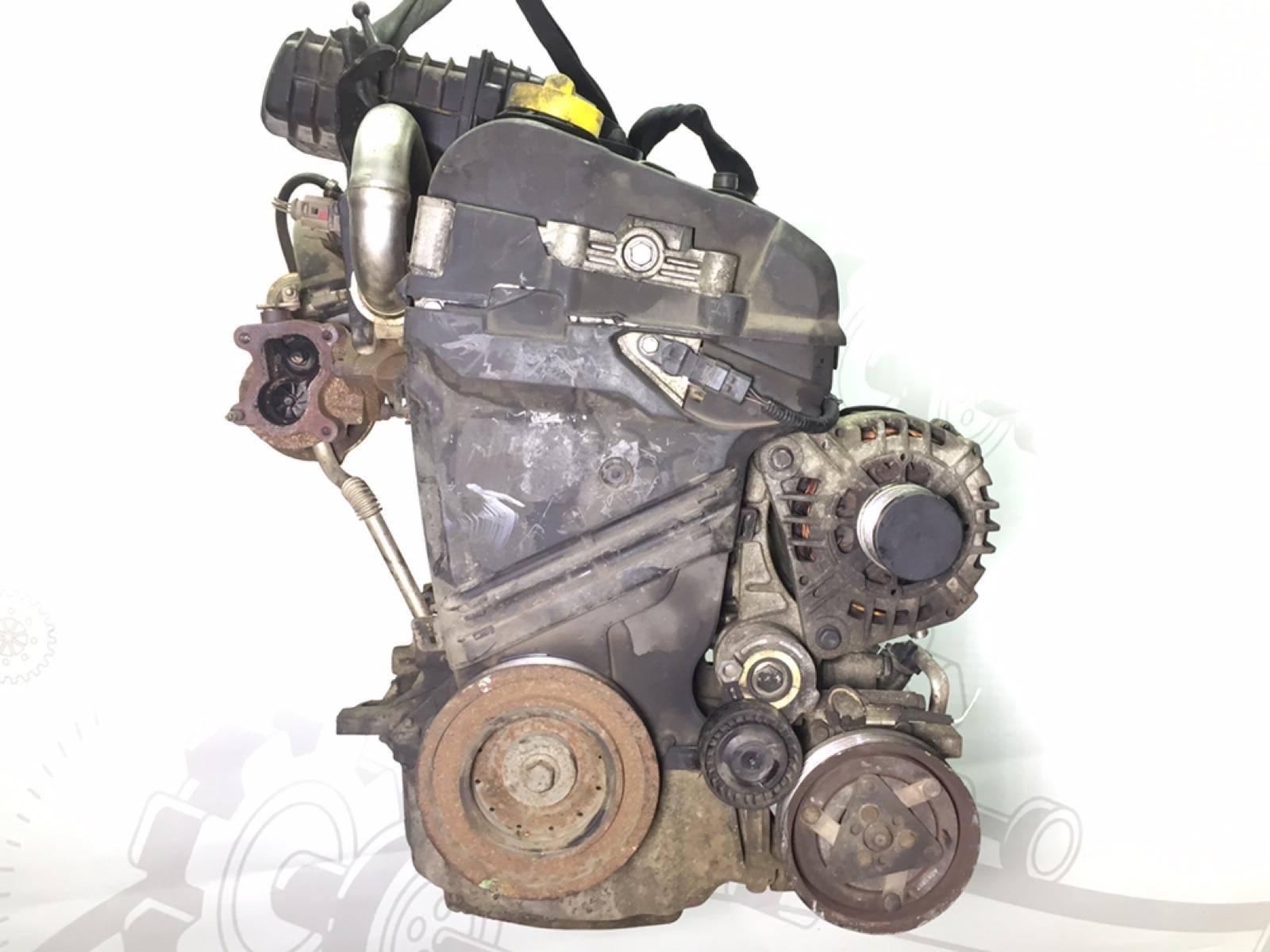 Двигатель Renault Kangoo 1.5 DCI 2005 (б/у)