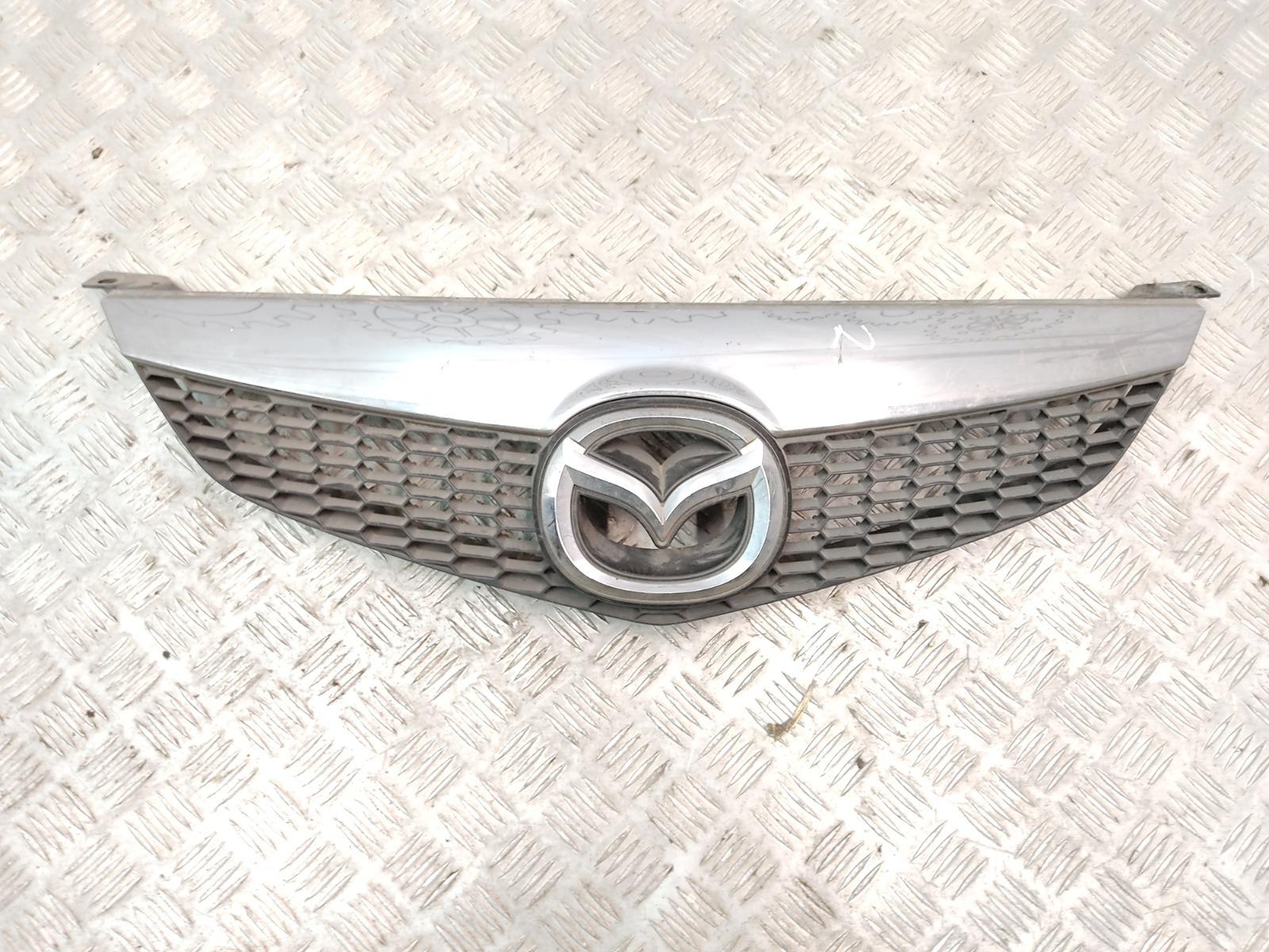 Решетка радиатора Mazda 6 2.0 I 2006 (б/у)