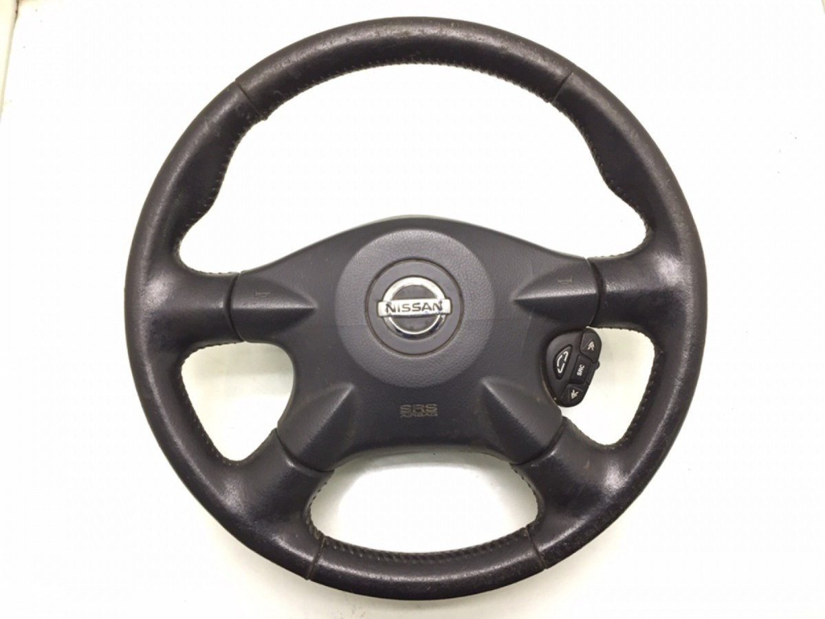 Руль Nissan Terrano 3.0 TD 2003 (б/у)