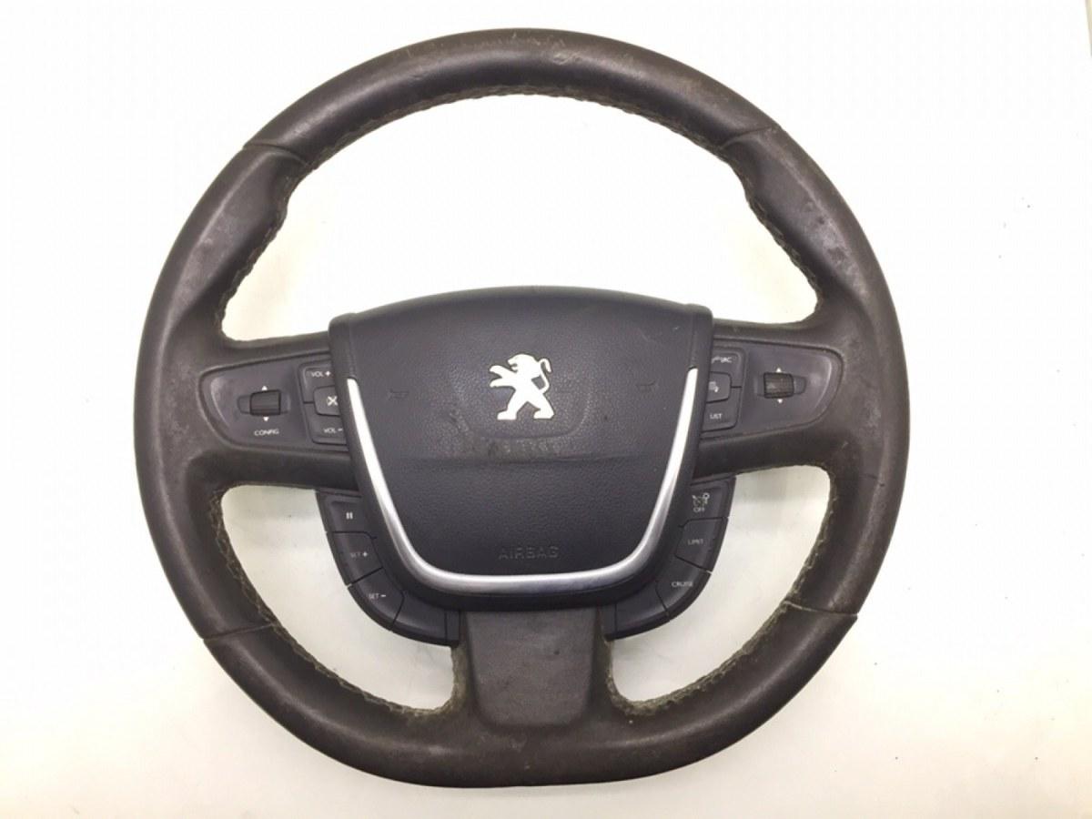 Руль Peugeot 508 1.6 HDI 2013 (б/у)