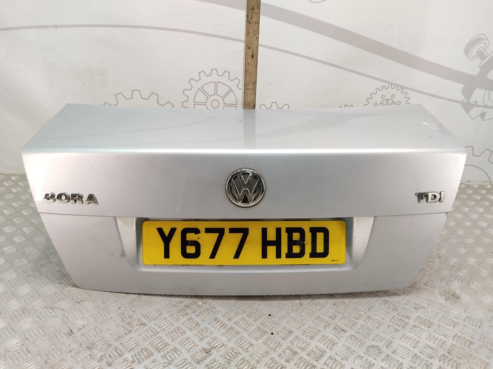 Крышка багажника Volkswagen Bora 1.9 TDI 2001 (б/у)