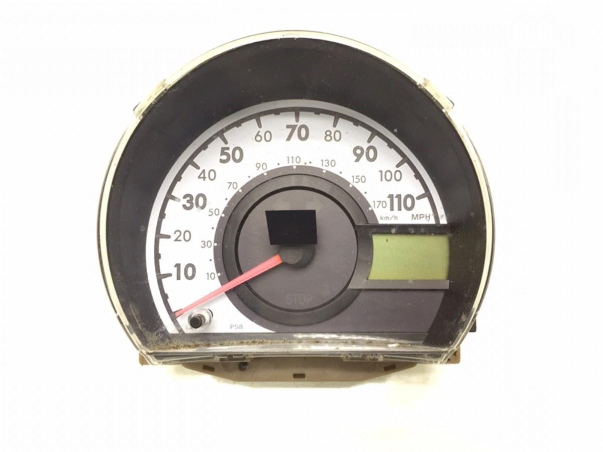 Щиток приборов (приборная панель) Peugeot 107 1.0 I 2006 (б/у)