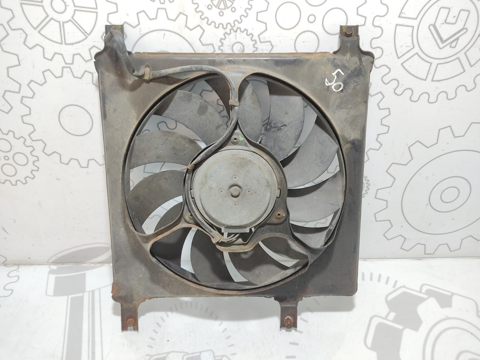 Вентилятор радиатора Suzuki Wagon R 1.3 I 2001 (б/у)