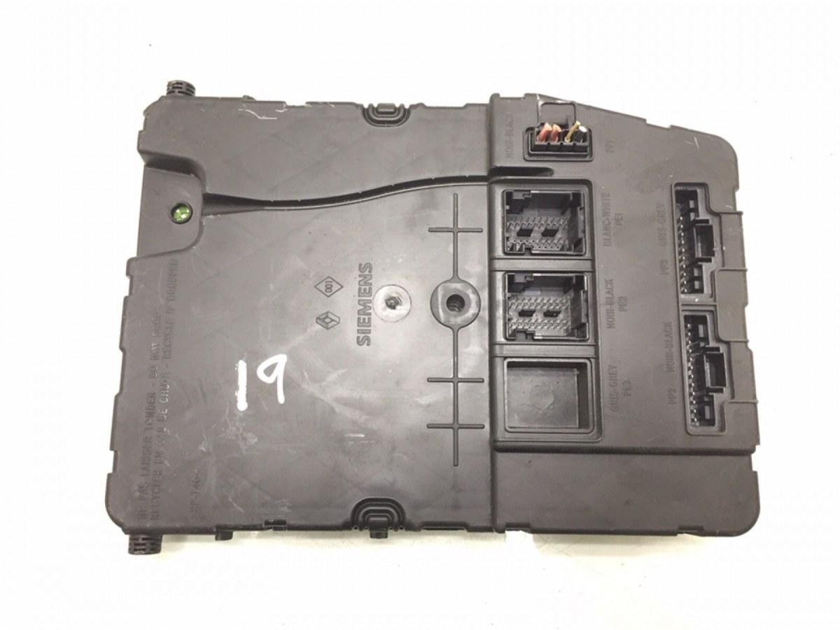 Блок комфорта Renault Scenic 1.5 DCI 2009 (б/у)