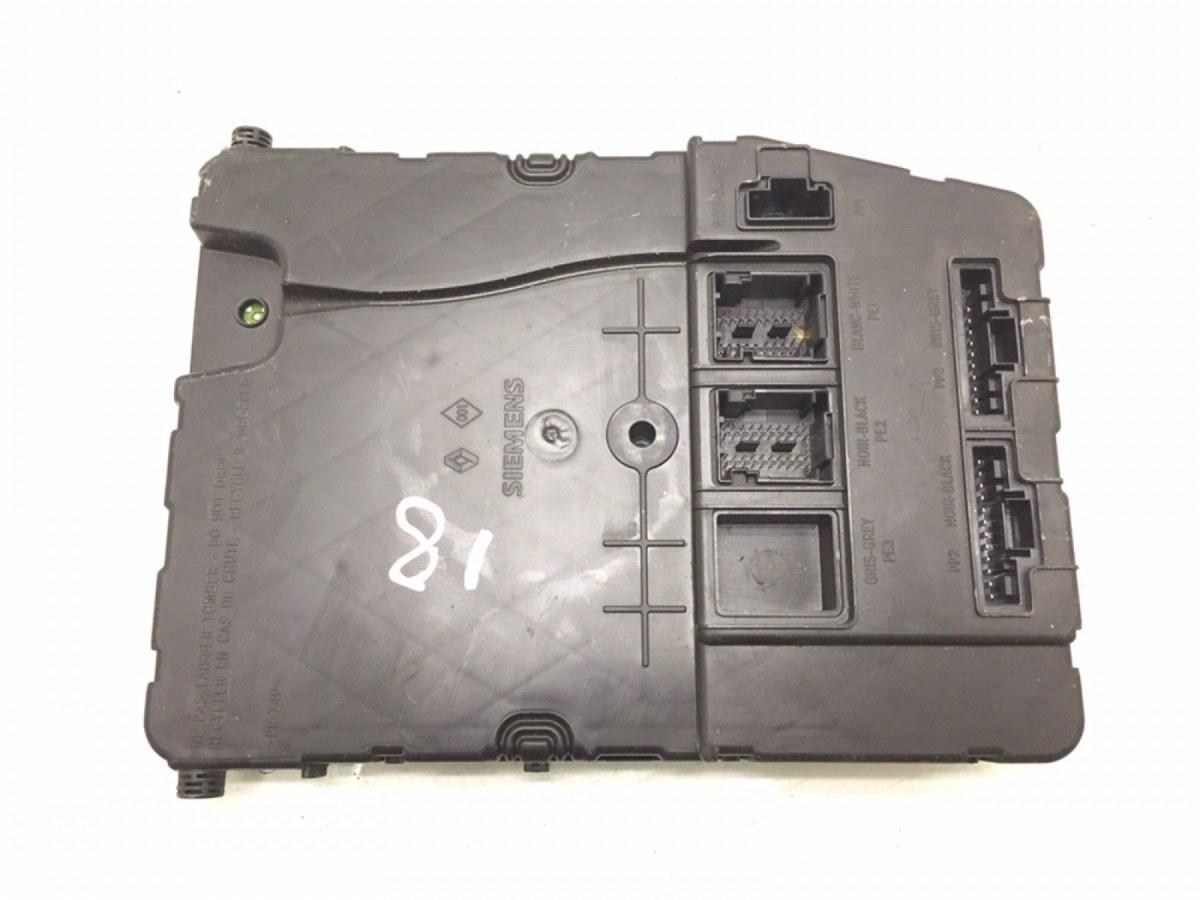 Блок комфорта Renault Megane 1.6 I 2007 (б/у)