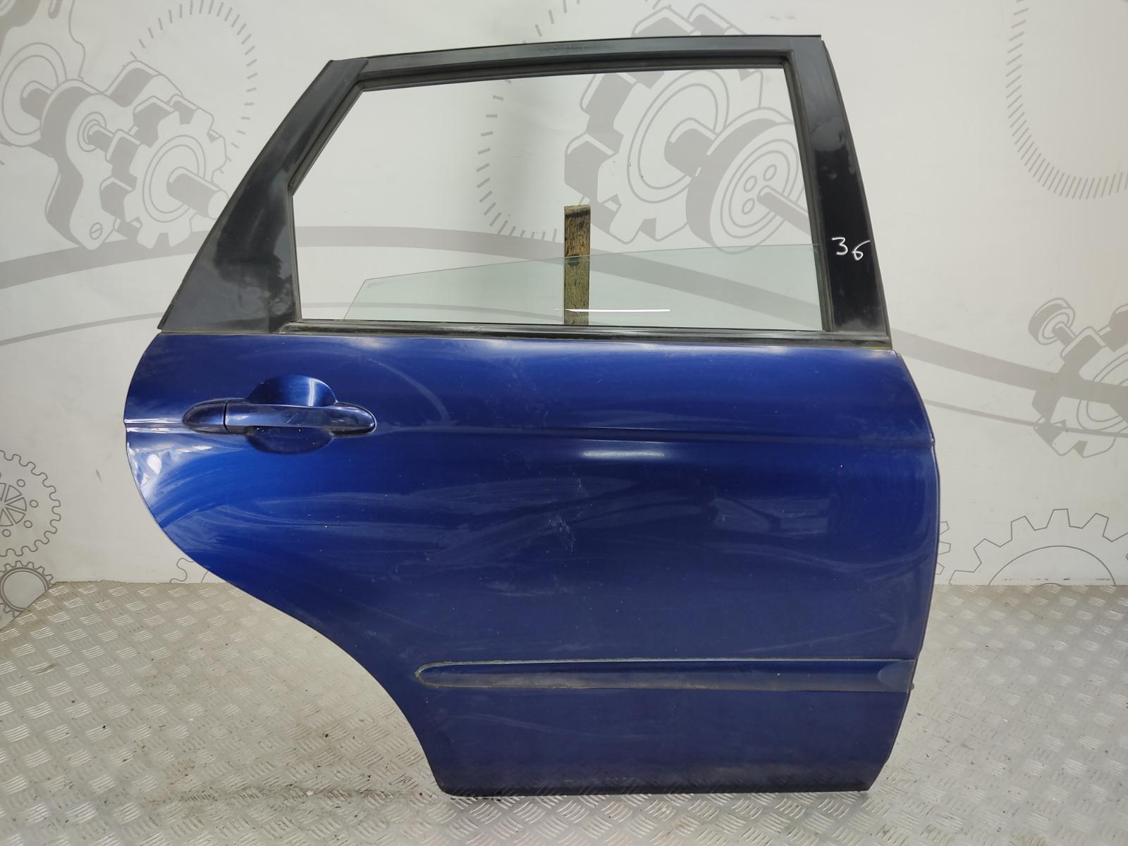 Дверь задняя правая Kia Cerato 1.5 CRDI 2006 (б/у)