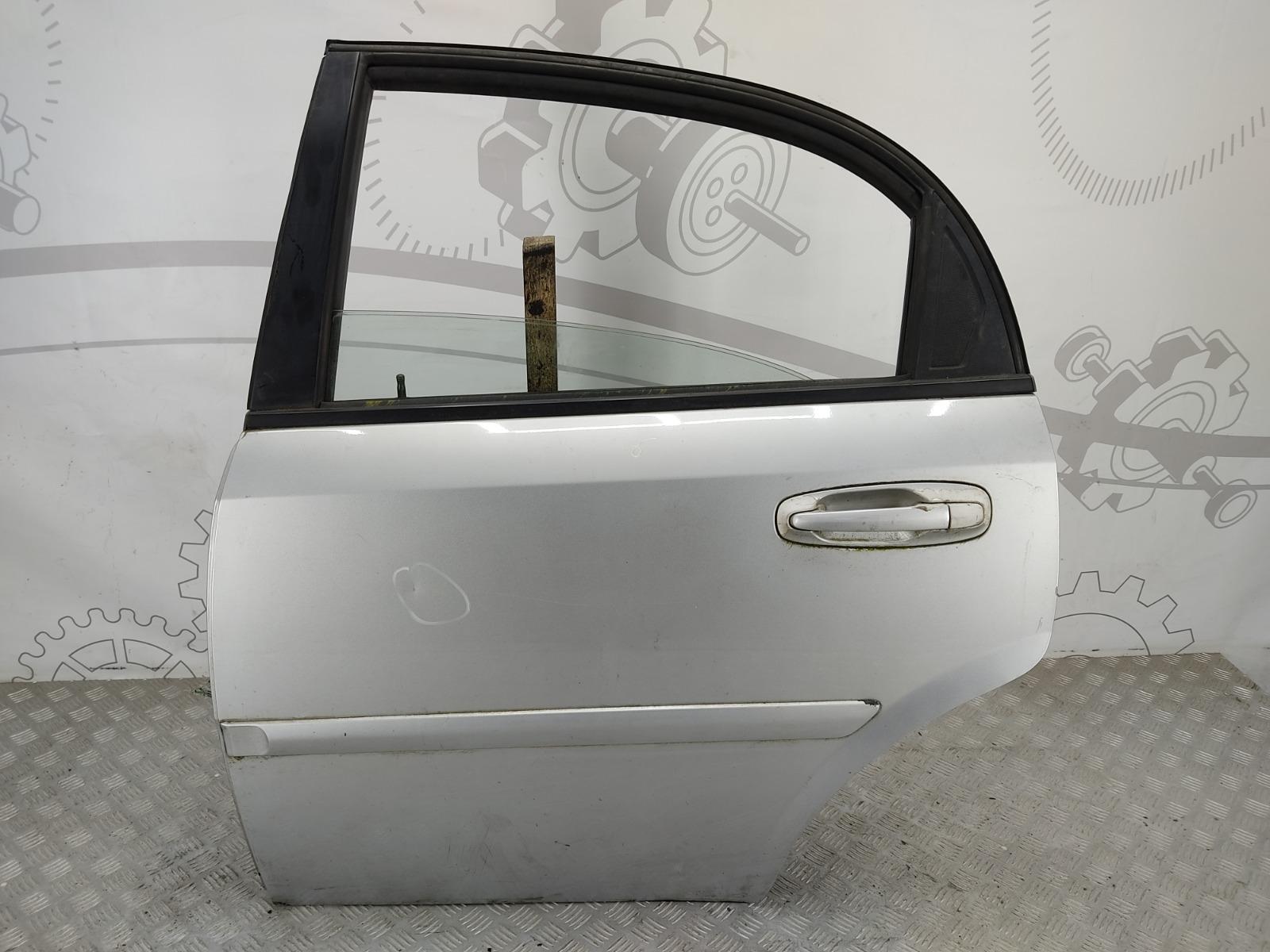 Дверь задняя левая Chevrolet Lacetti 1.6 I 2007 (б/у)