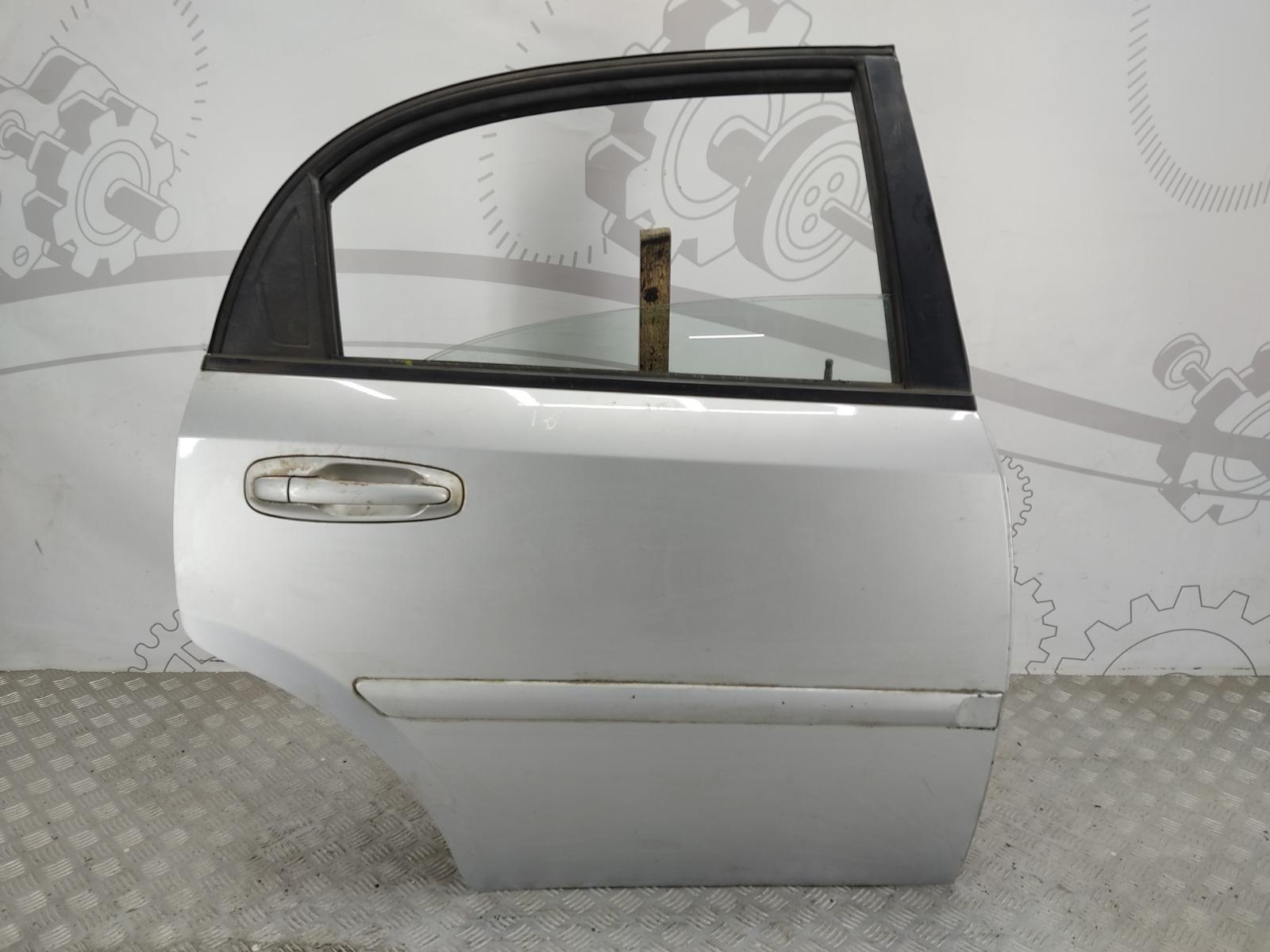 Дверь задняя правая Chevrolet Lacetti 1.6 I 2007 (б/у)