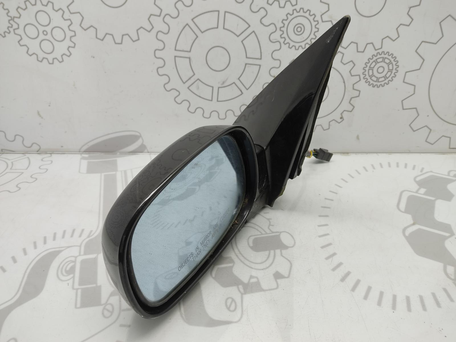 Зеркало наружное левое Ssangyong Rexton 2.7 CRDI 2005 (б/у)