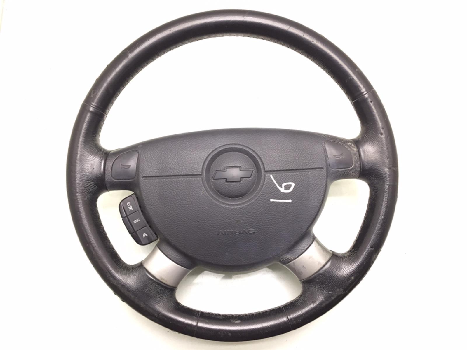 Руль Chevrolet Lacetti 1.6 I 2007 (б/у)