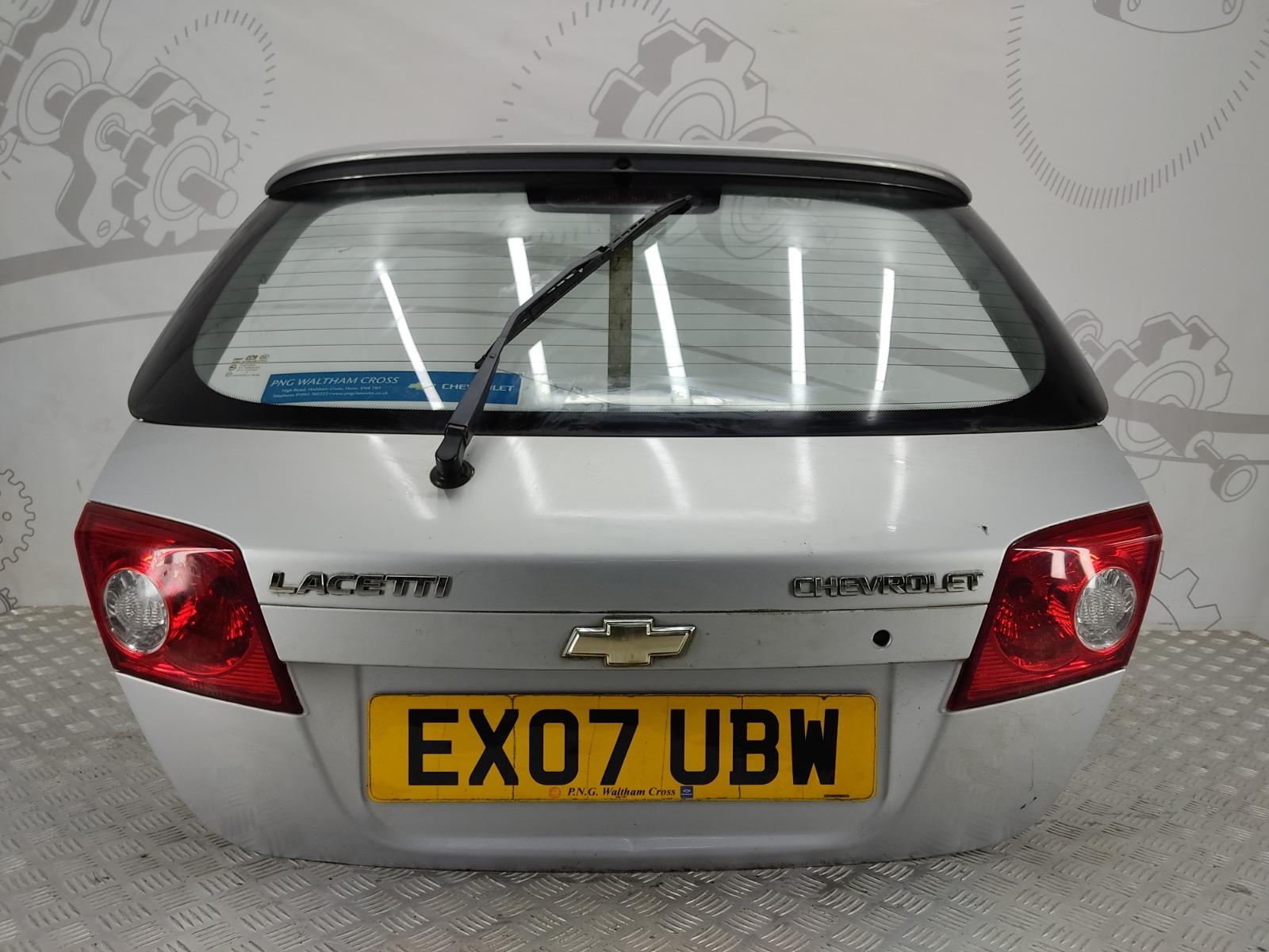Крышка багажника (дверь 3-5) Chevrolet Lacetti 1.6 I 2007 (б/у)
