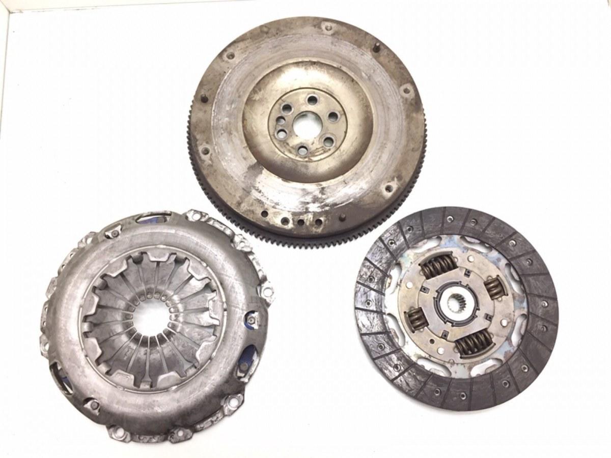 Комплект сцепления Ford Focus 1.6 I 2007 (б/у)