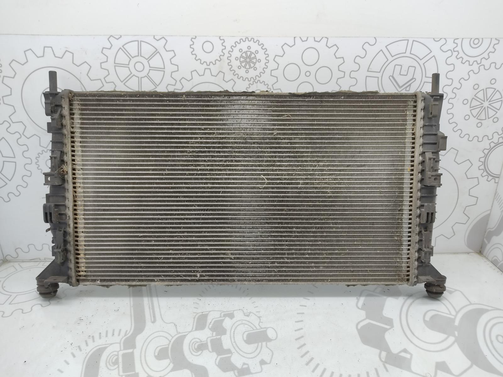 Радиатор (основной) Ford Focus 1.6 I 2005 (б/у)