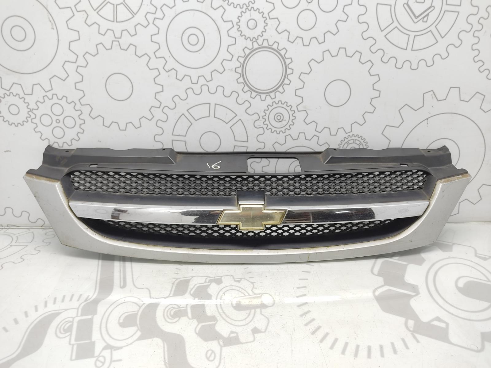 Решетка радиатора Chevrolet Lacetti 1.6 I 2007 (б/у)