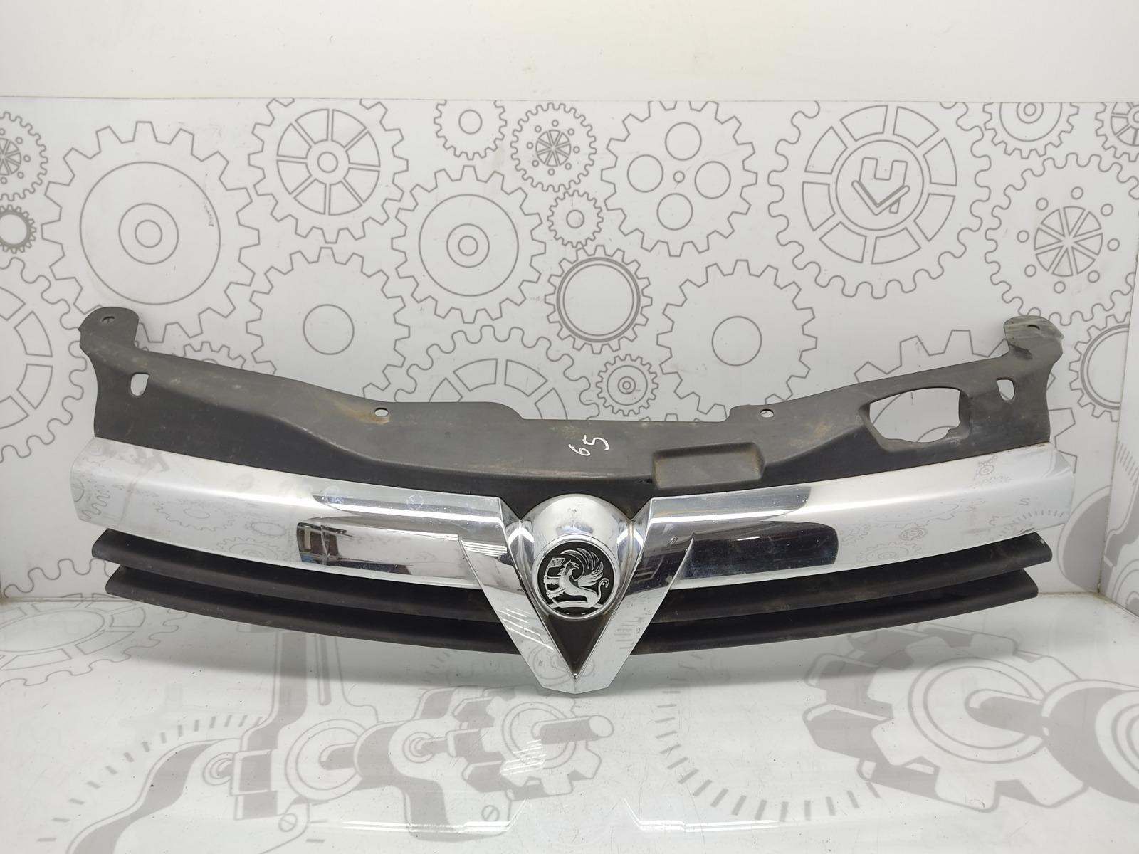 Решетка радиатора Opel Astra H 1.6 I 2004 (б/у)