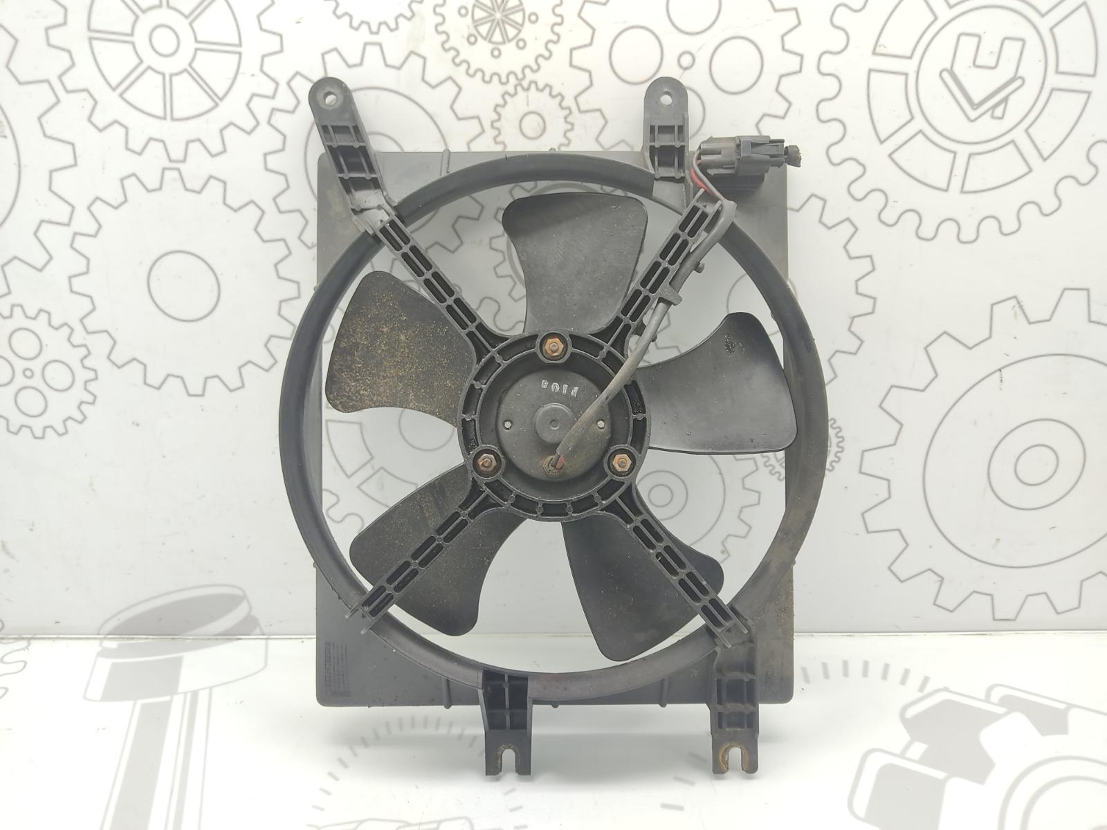 Вентилятор радиатора Chevrolet Lacetti 1.6 I 2007 (б/у)