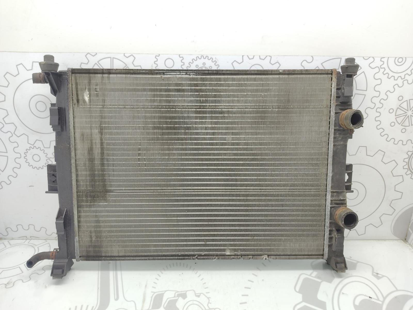 Радиатор (основной) Renault Megane 1.6 I 2007 (б/у)