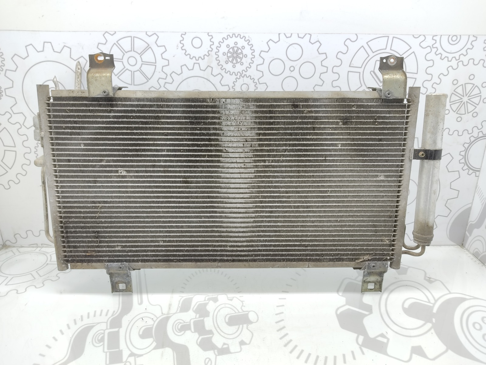Радиатор кондиционера Mazda 6 2.2 CDTI 2009 (б/у)