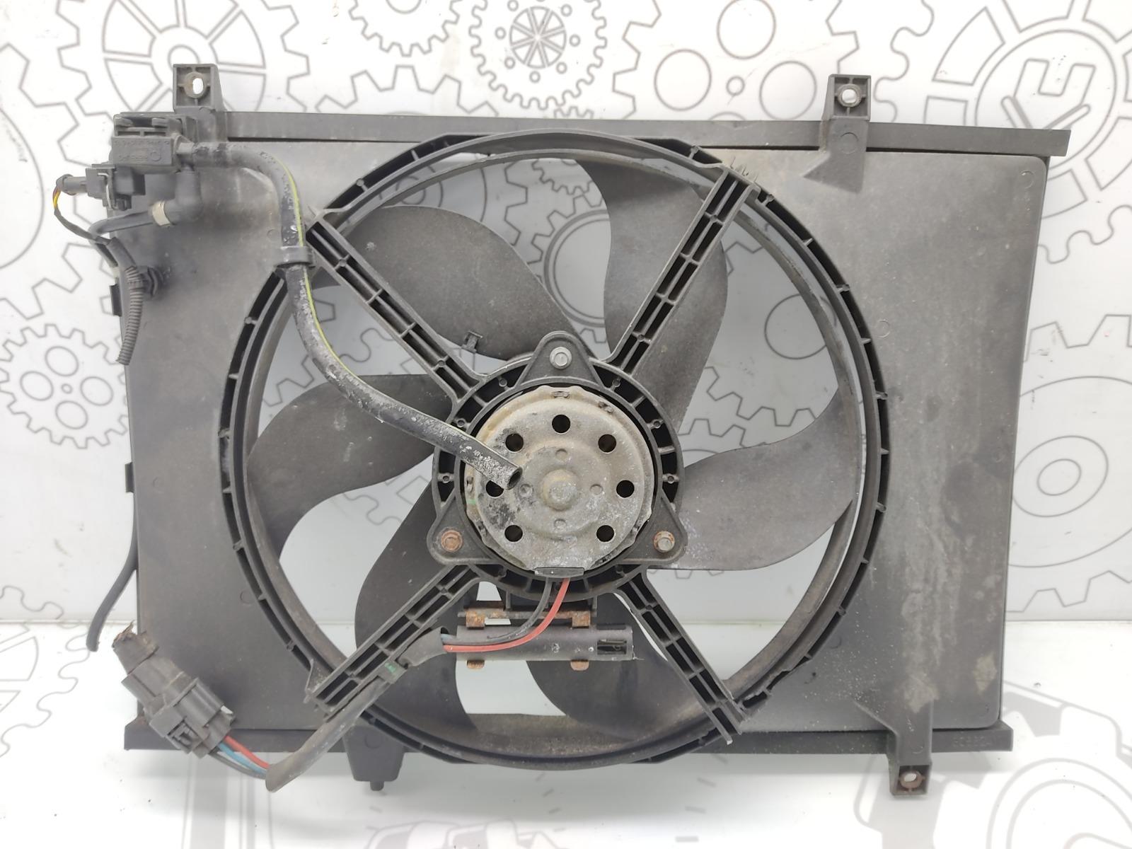 Вентилятор радиатора Volvo V40 2.0 I 2003 (б/у)