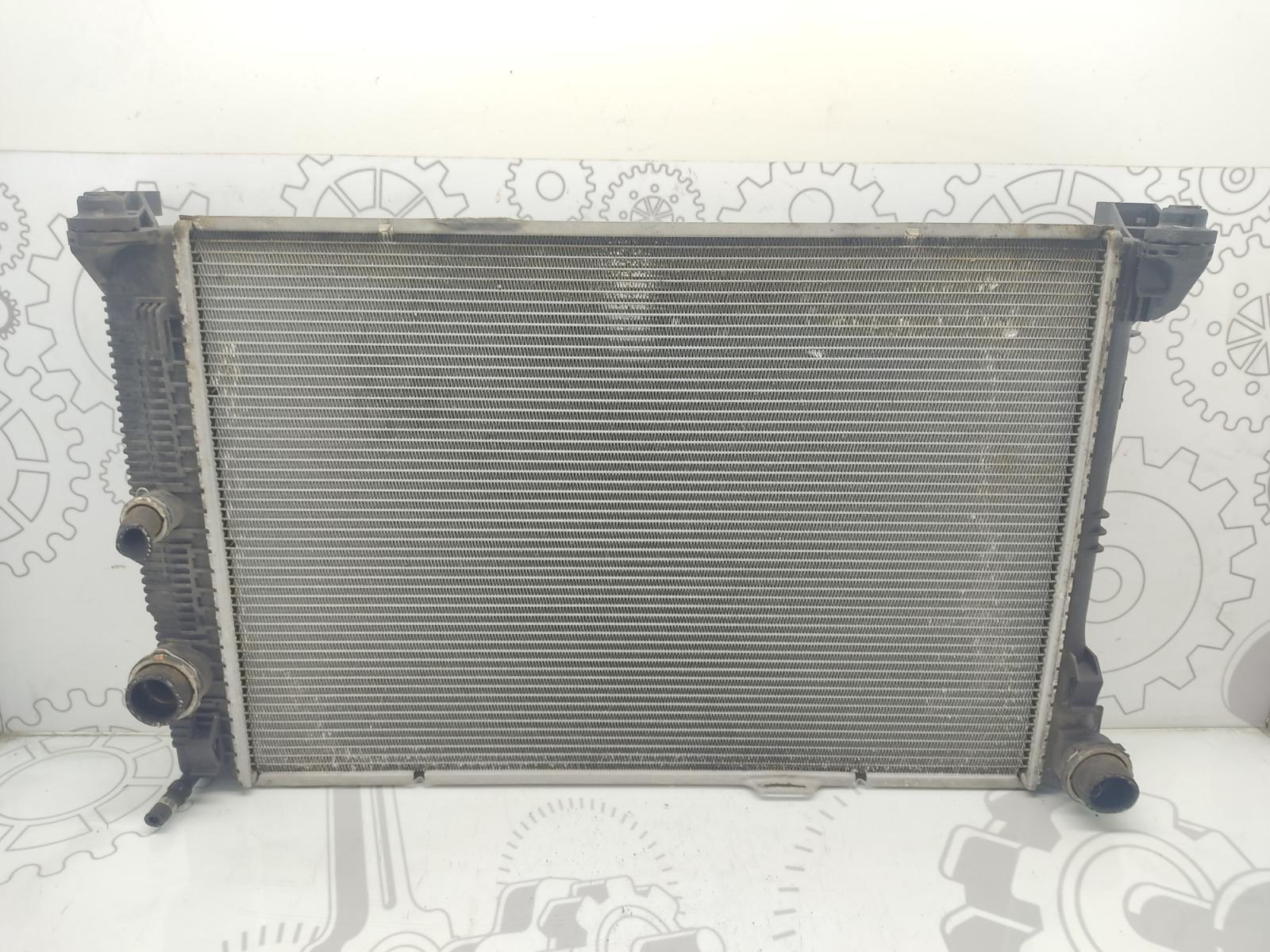 Радиатор (основной) Mercedes C W204 2.2 CDI 2010 (б/у)