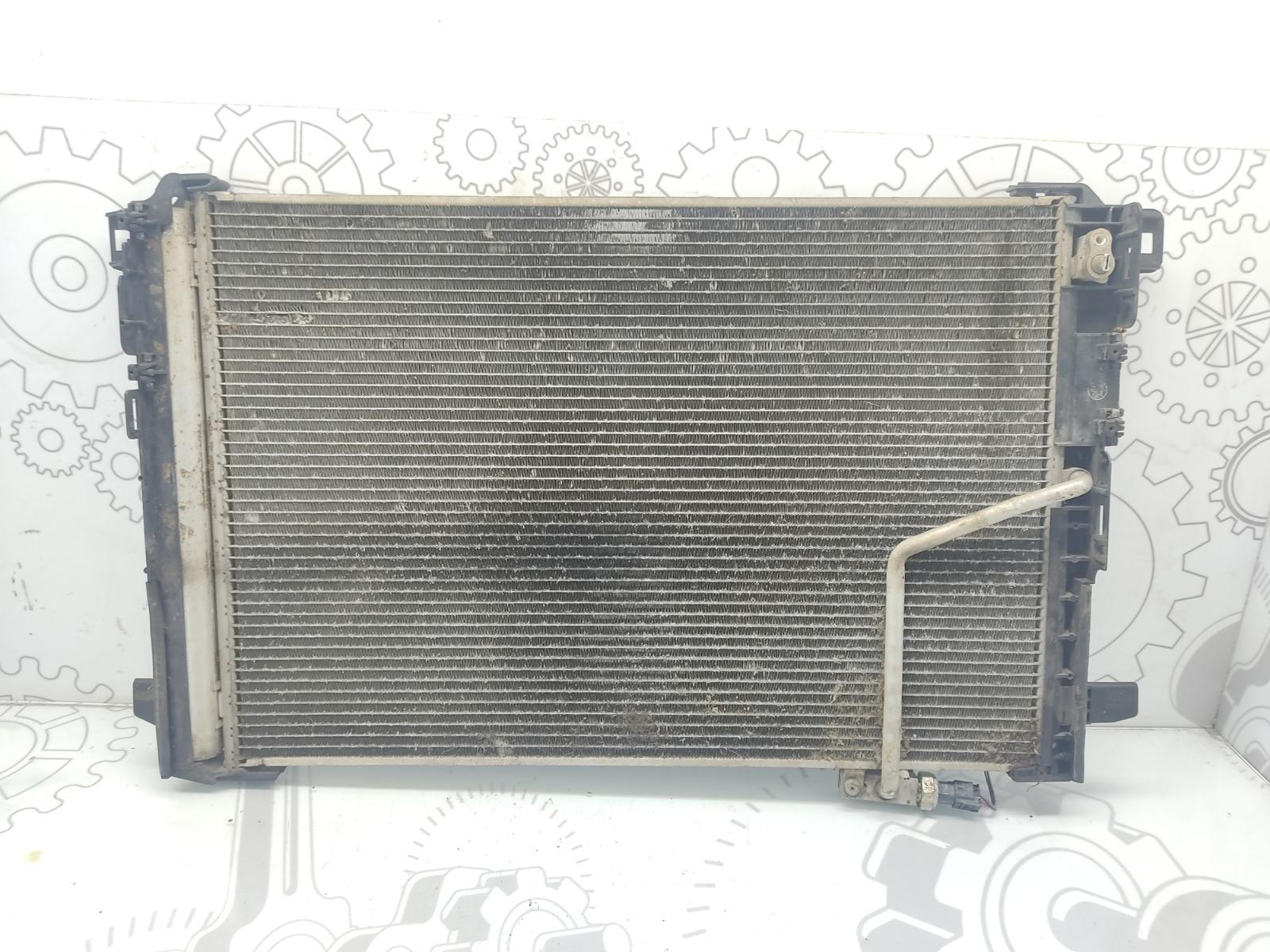 Радиатор кондиционера Mercedes C W204 2.2 CDI 2010 (б/у)