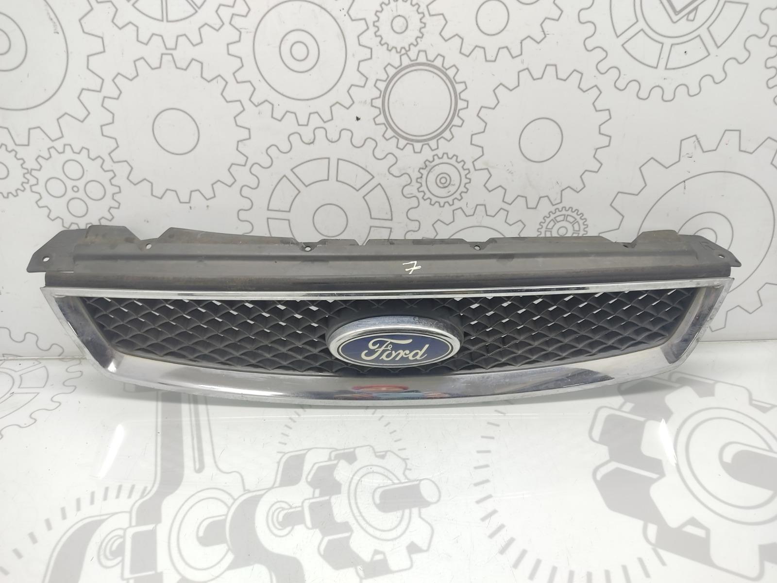 Решетка радиатора Ford Focus 2.0 TDCI 2005 (б/у)