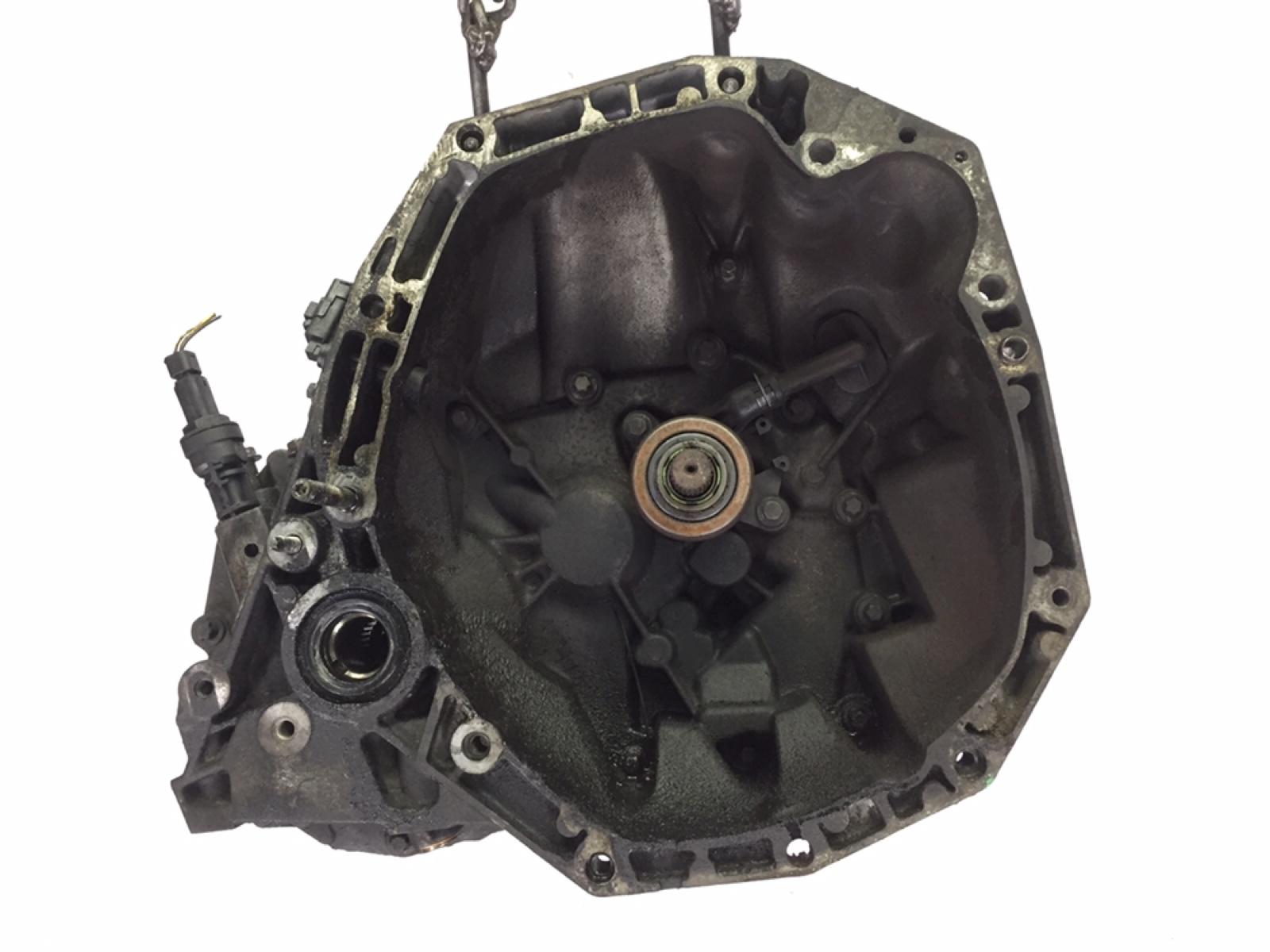 Кпп механическая (мкпп) Renault Kangoo 1.5 DCI 2008 (б/у)