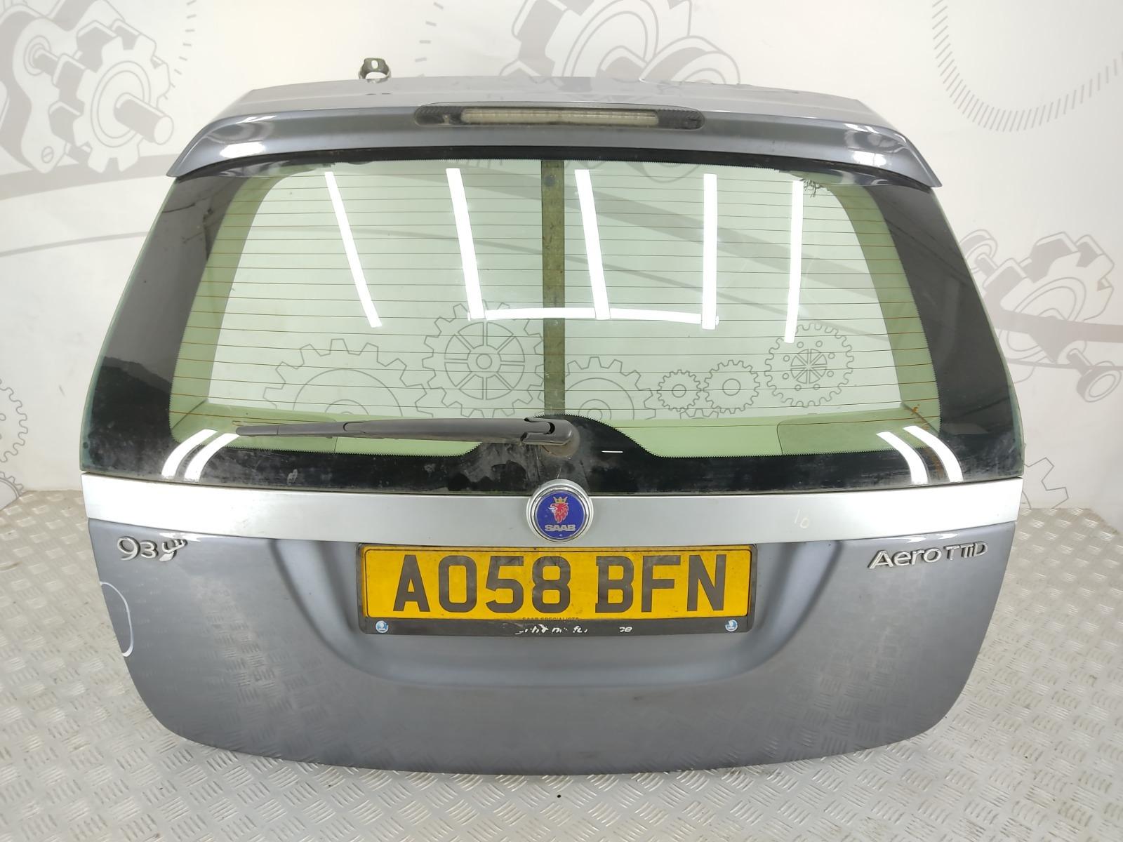 Крышка багажника Saab 9-3 1.9 TID 2008 (б/у)