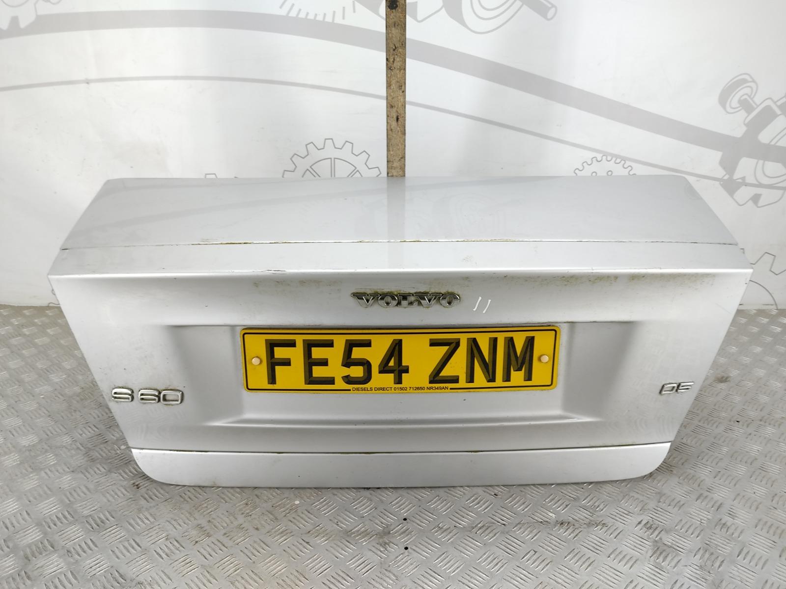 Крышка багажника Volvo S60 2.4 D5 2004 (б/у)