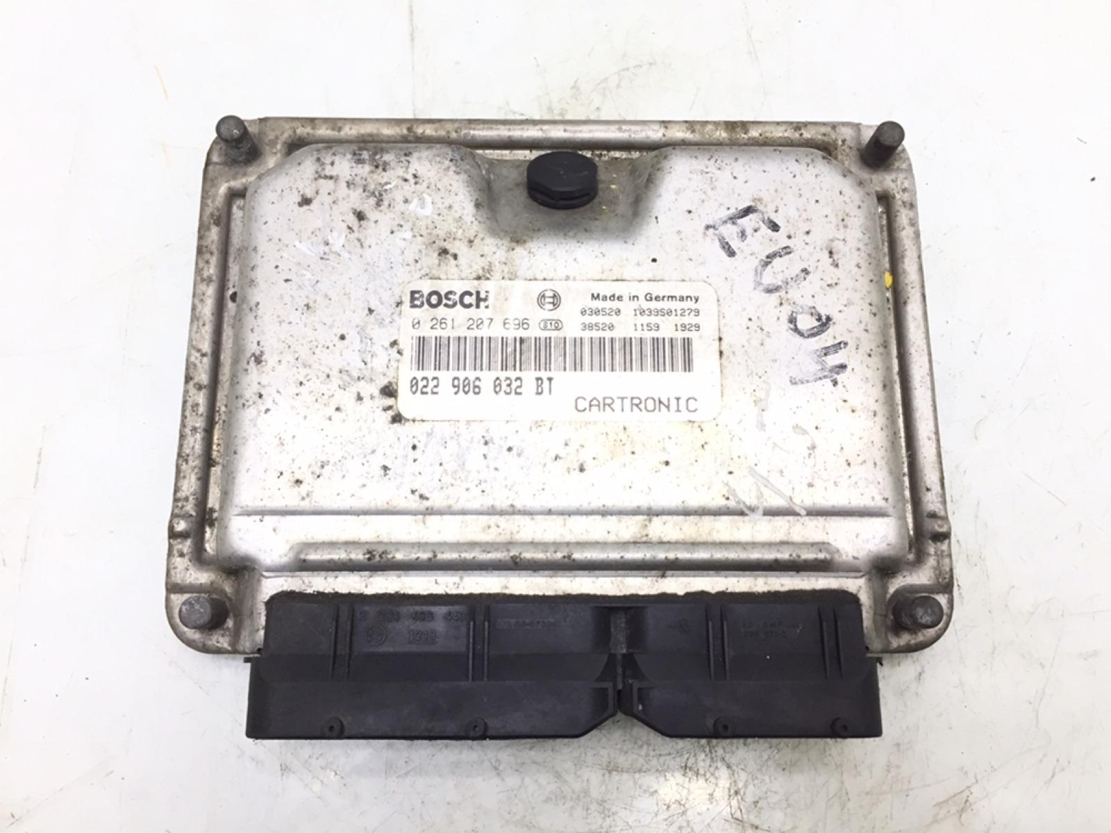 Блок управления двигателем Porsche Cayenne 955 4.5 I 2003 (б/у)