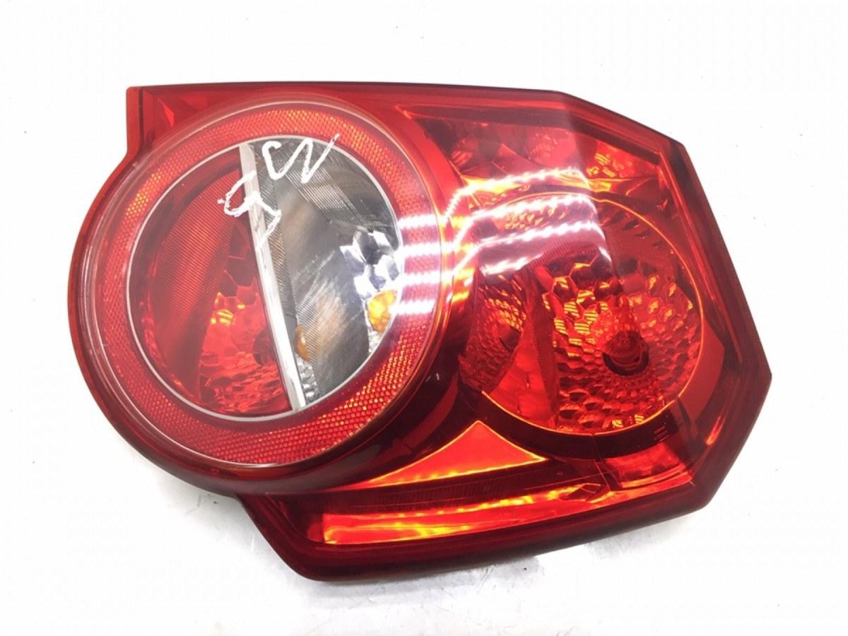 Фонарь задний правый Chevrolet Aveo T250 1.4 I 2008 (б/у)