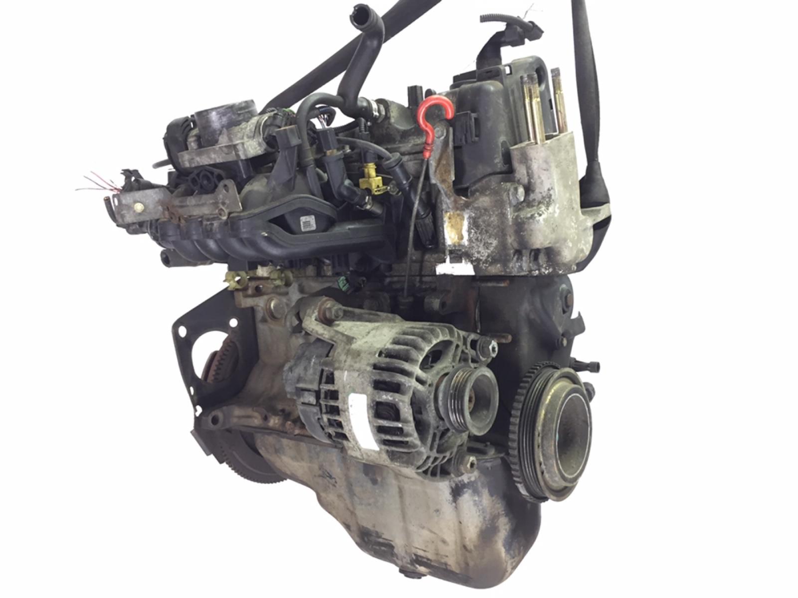 Двигатель Fiat Panda 1.1 I 2006 (б/у)