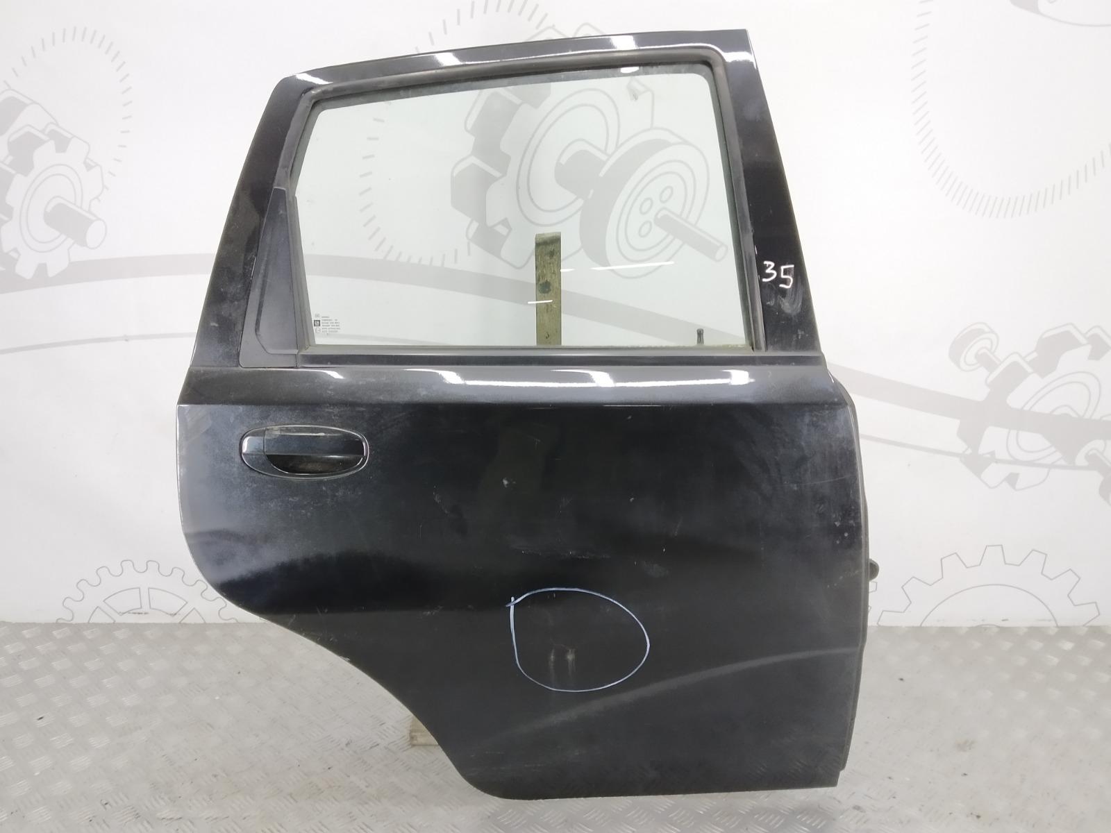 Дверь задняя правая Chevrolet Aveo T250 1.4 I 2008 (б/у)